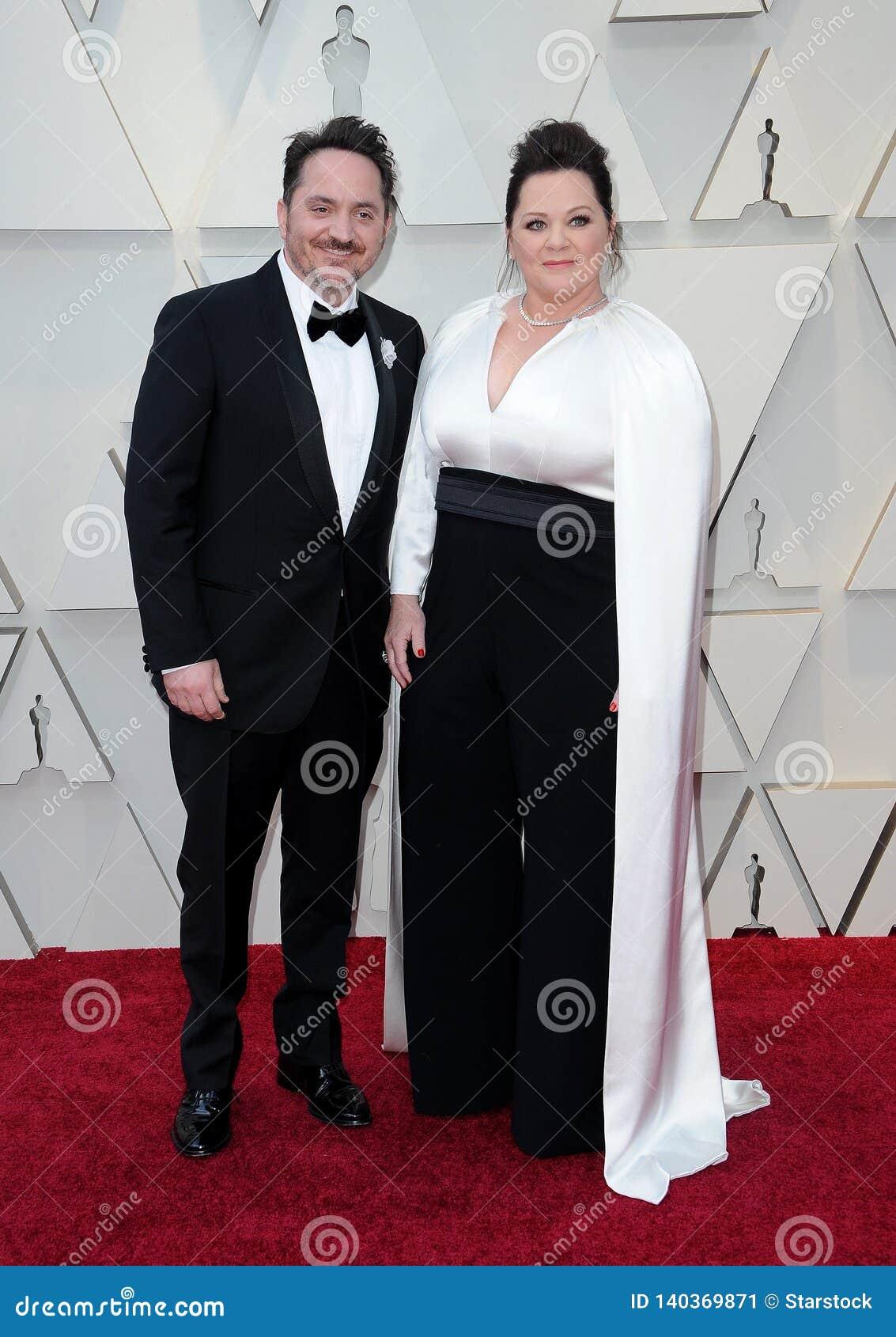 Ben Falcone et Melissa McCarthy