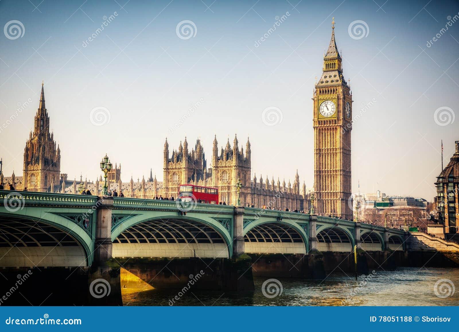 Ben grande em Londres