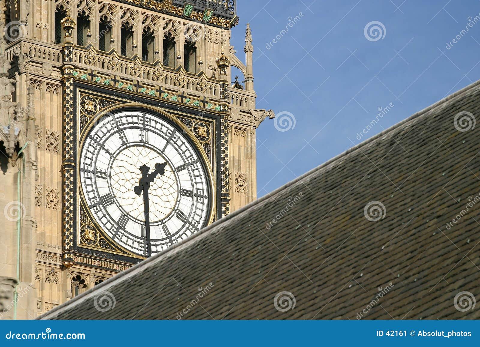 Download Ben grande en Londres imagen de archivo. Imagen de británico - 42161