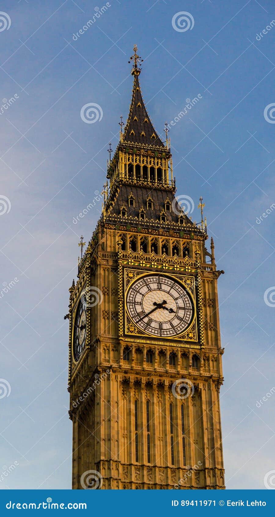 Ben grande, Londres, Reino Unido