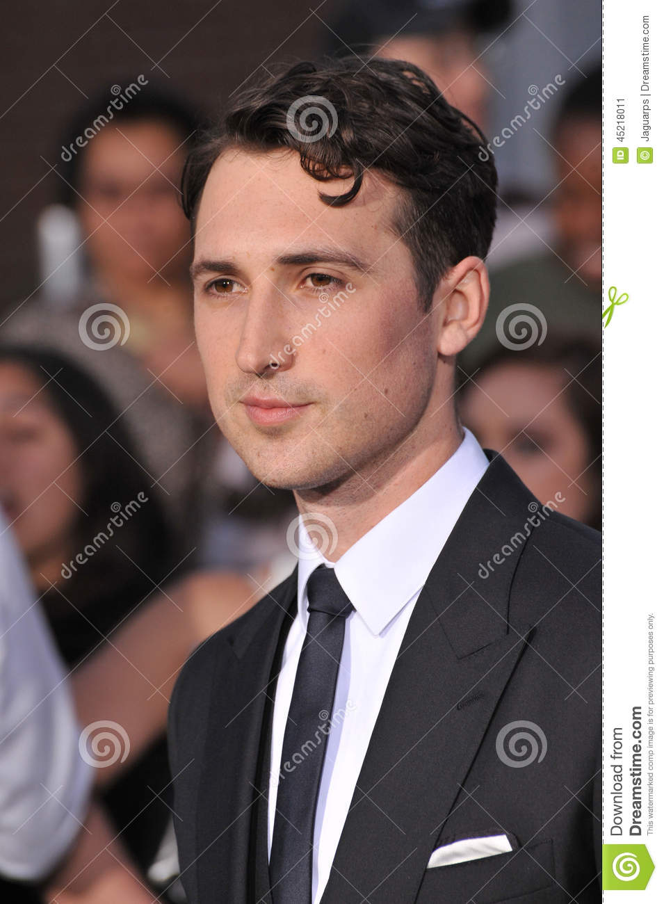 closer at no sale tax release info on Ben Lloyd-Hughes editorial photo. Image of actor, suit ...