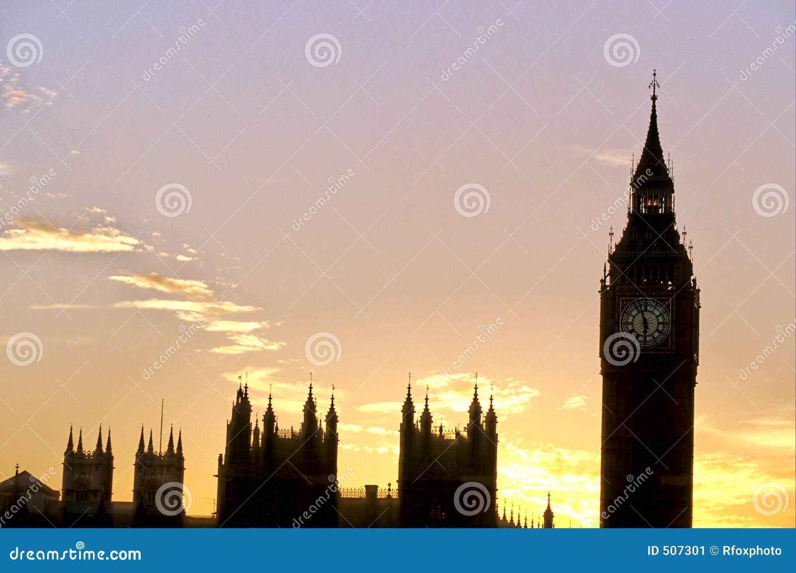Ben stor london parlament