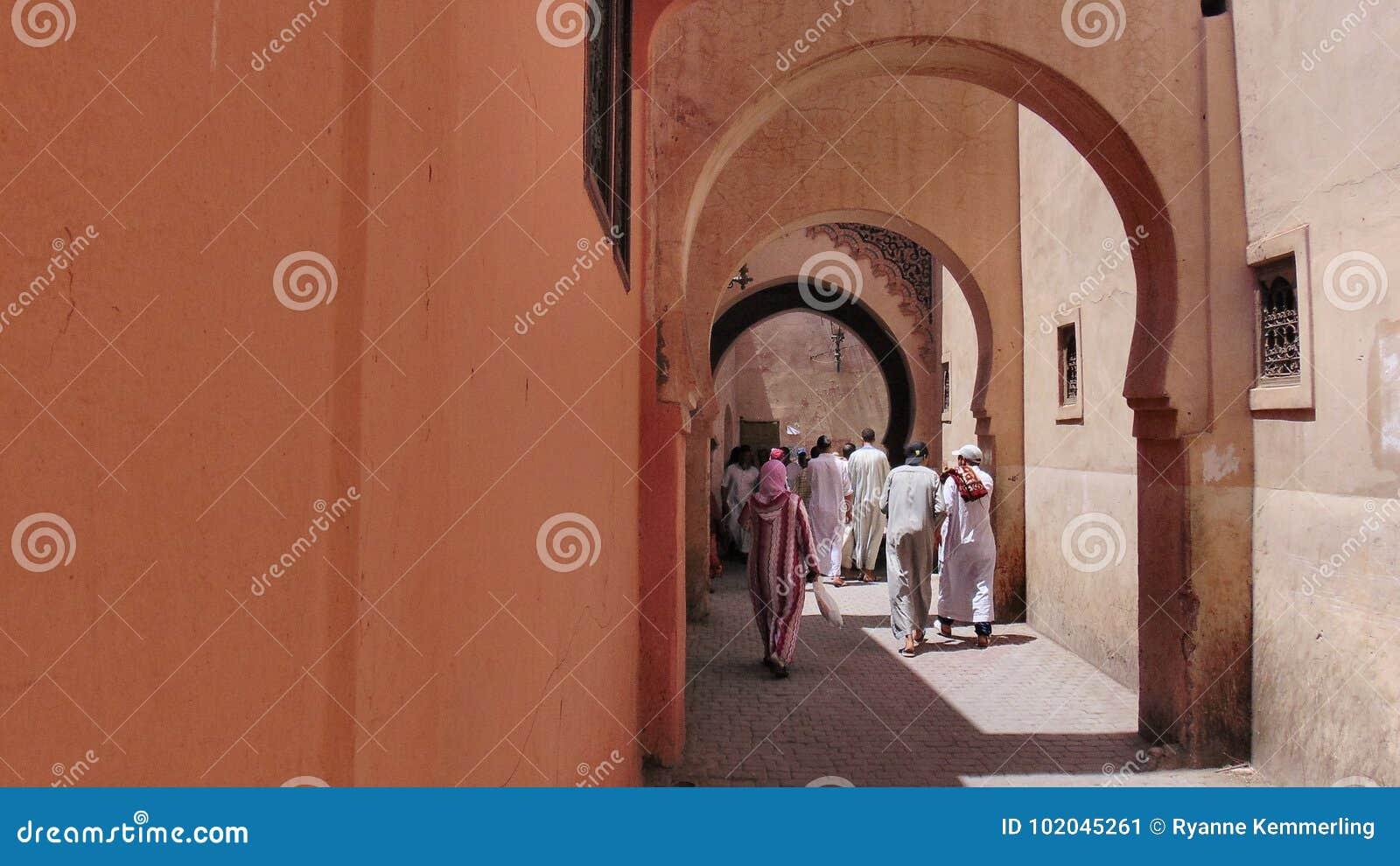 Ben Youssef Madrasa, Marocko