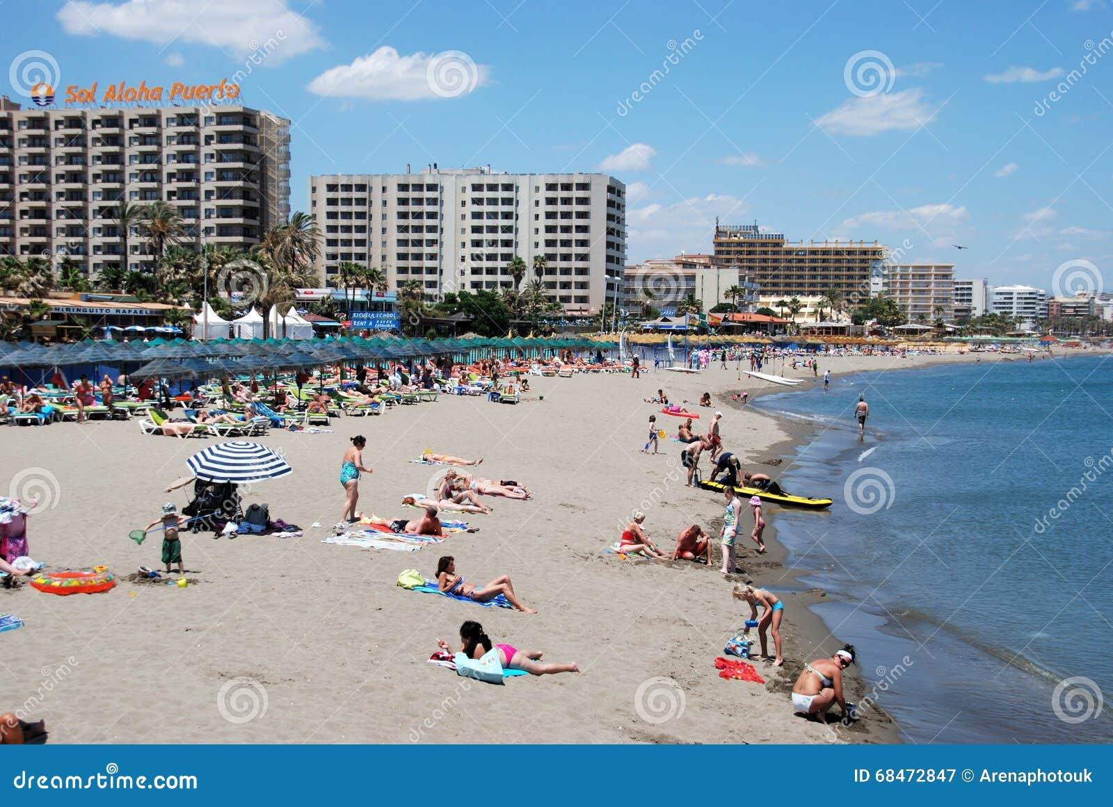 Hotels Near Malaga Airport Beach