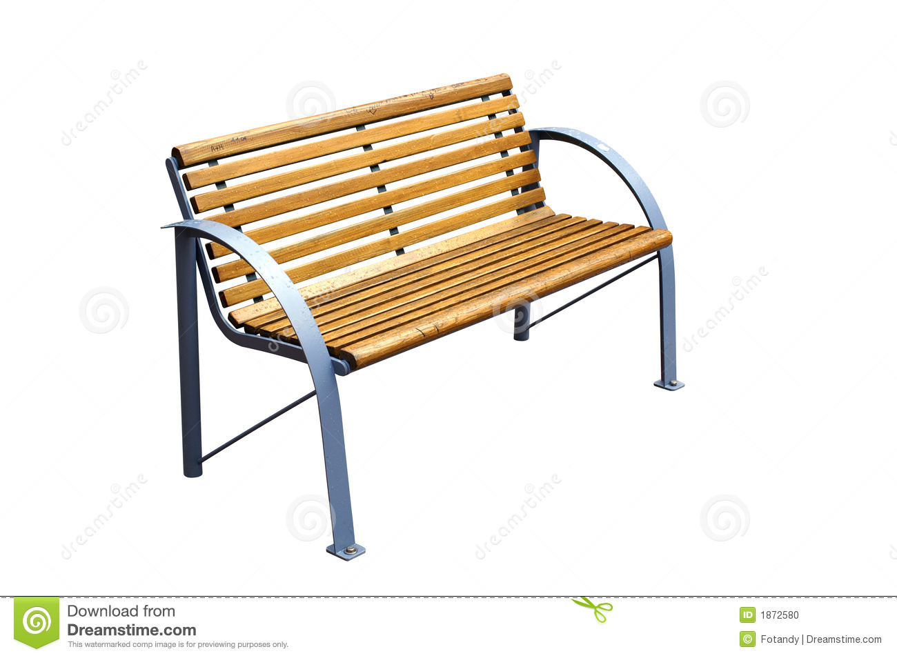 More similar stock images of ` Bench isolated `
