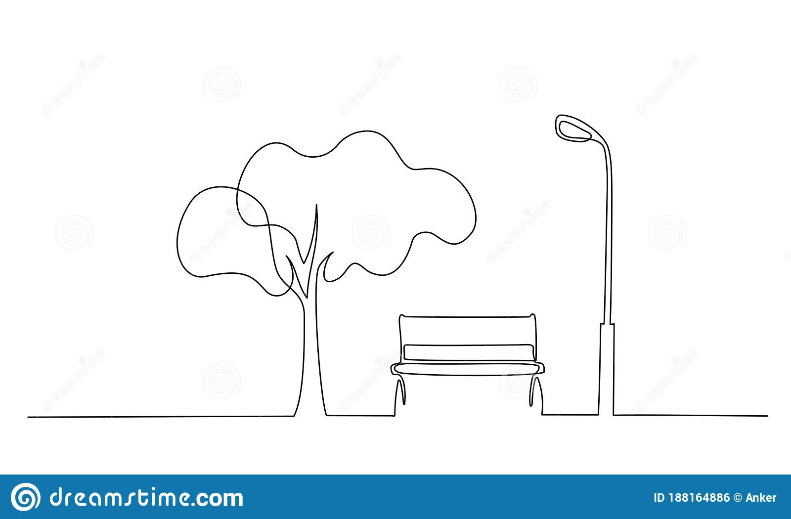 Park Bench Drawing Stock Illustrations 2 186 Park Bench Drawing Stock Illustrations Vectors Clipart Dreamstime
