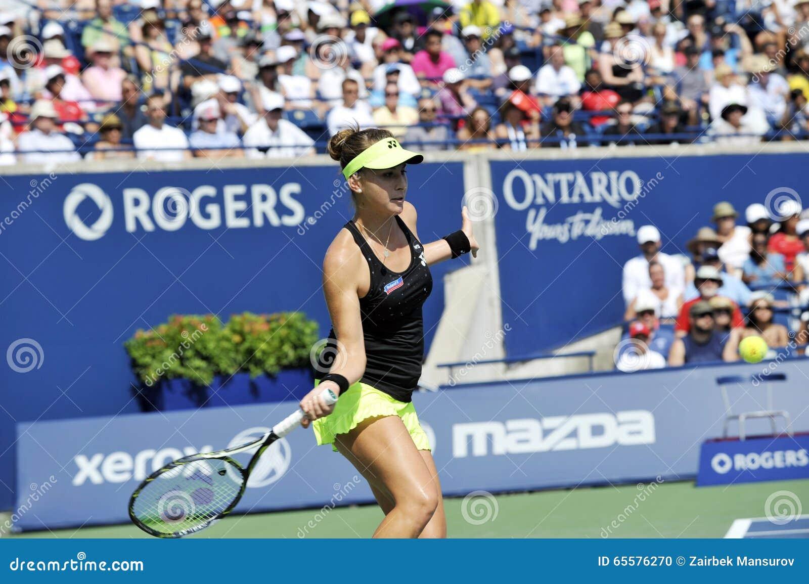 Bencic Belinda Rogers Cup (62)