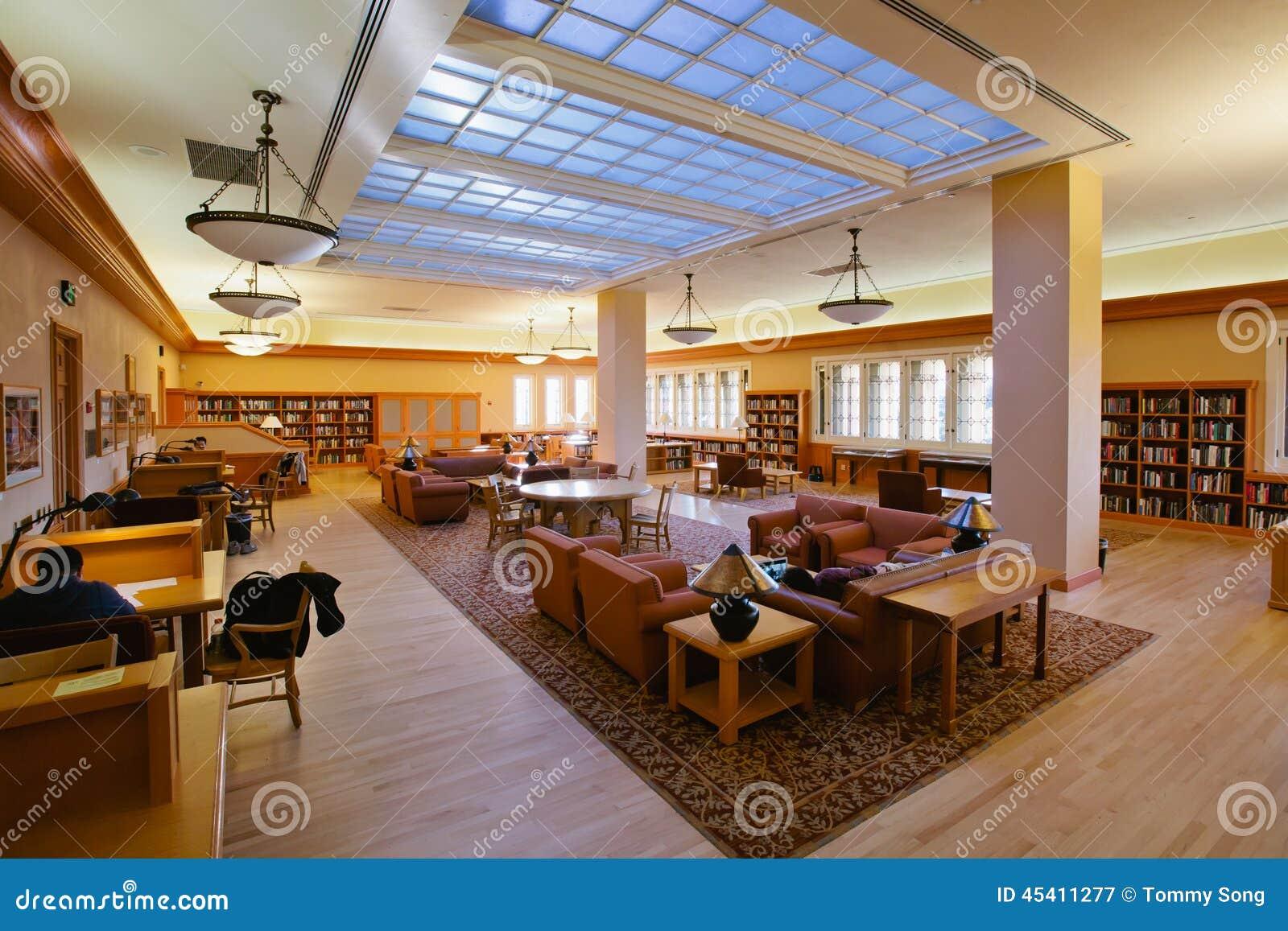 Green Library Bender Room