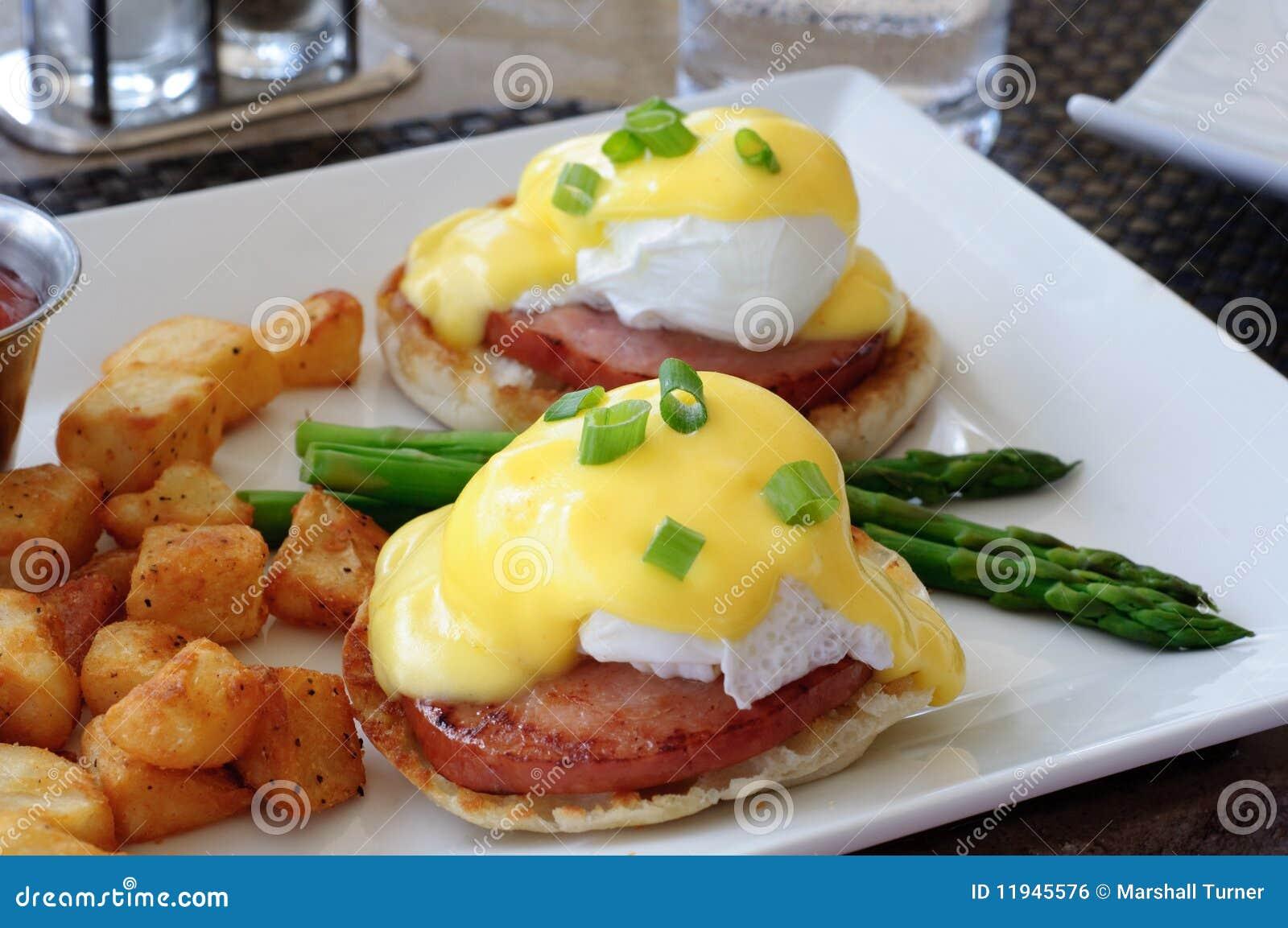 Benedict ägg