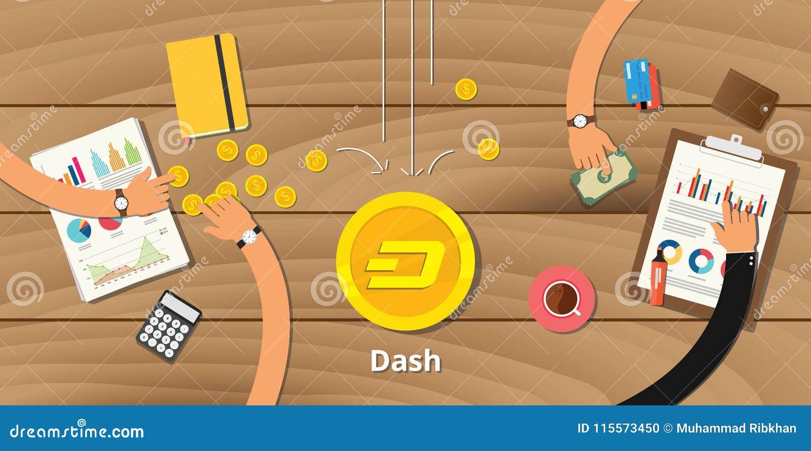 Beneficio crypto de la moneda de la inversión empresarial de la rociada