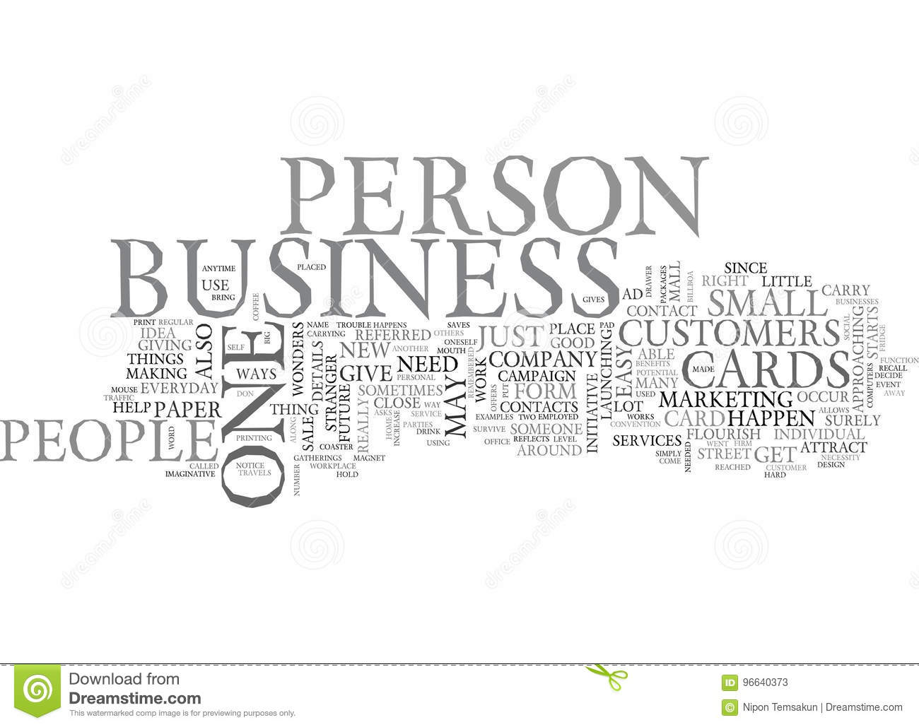 Benefits of the business cards word cloud stock illustration benefits of the business cards word cloud colourmoves