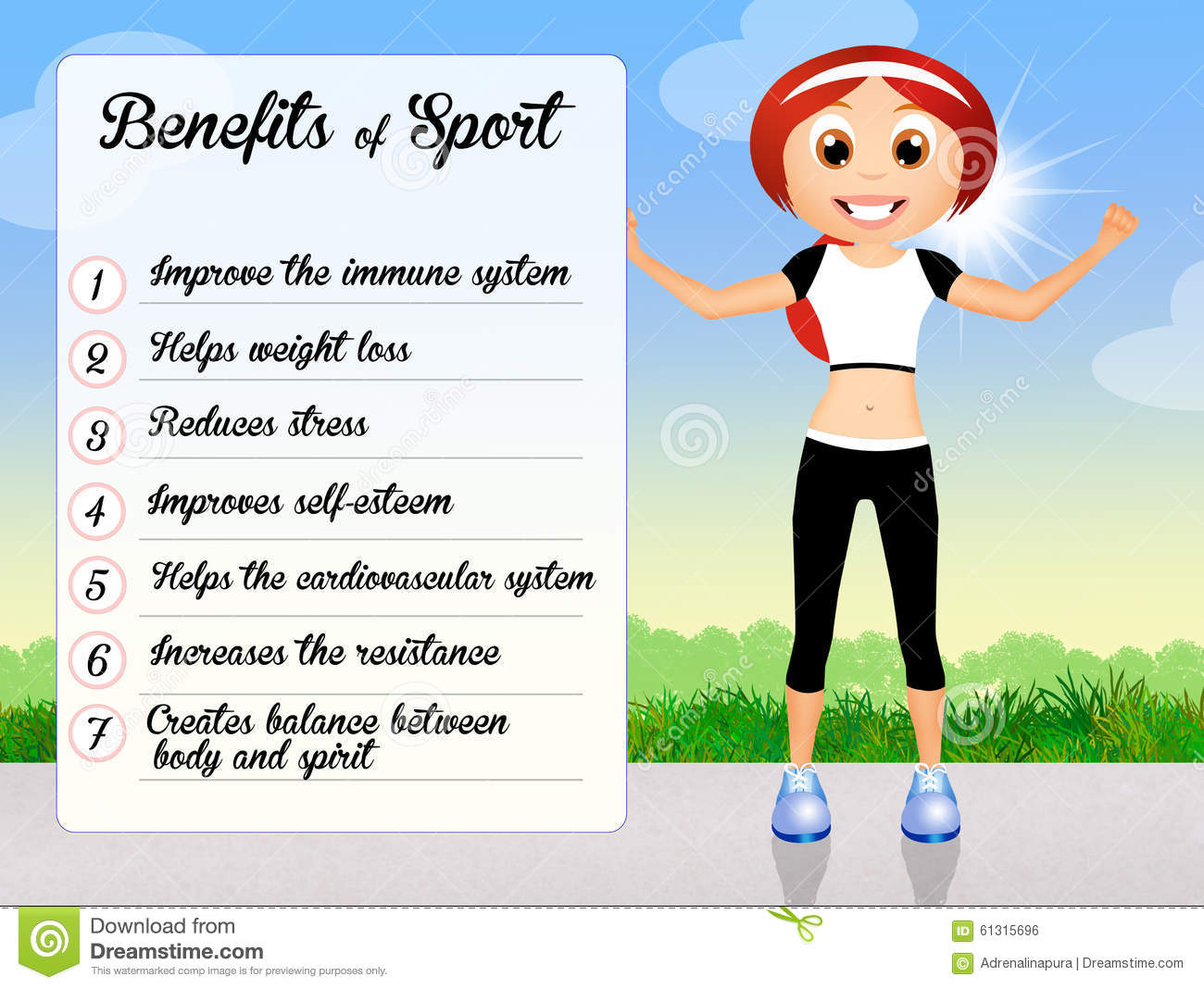 Benefits to Lifetime Sports Essay