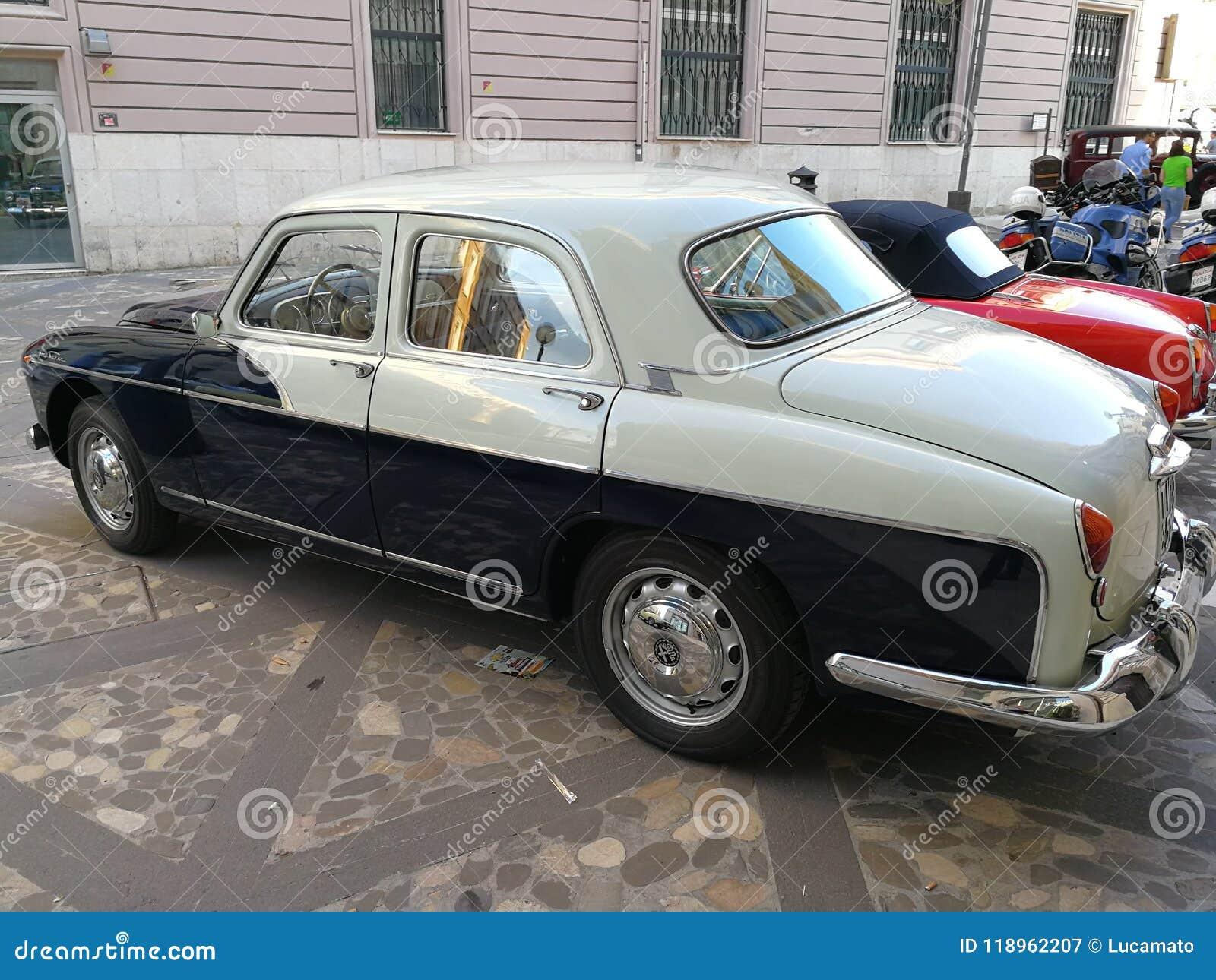 Benevento - Alfa Romeo 1900 del super 1957