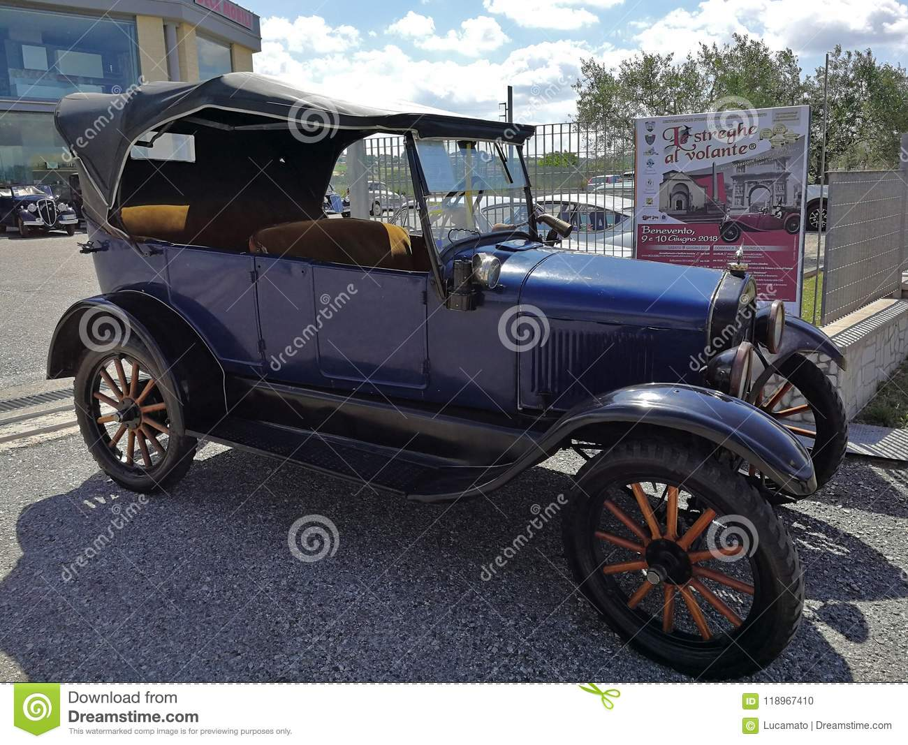 Benevento ford t of 1919