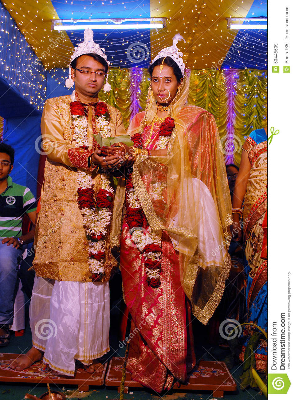 Bengali Community Editorial Stock Image Image Of Event 50445609