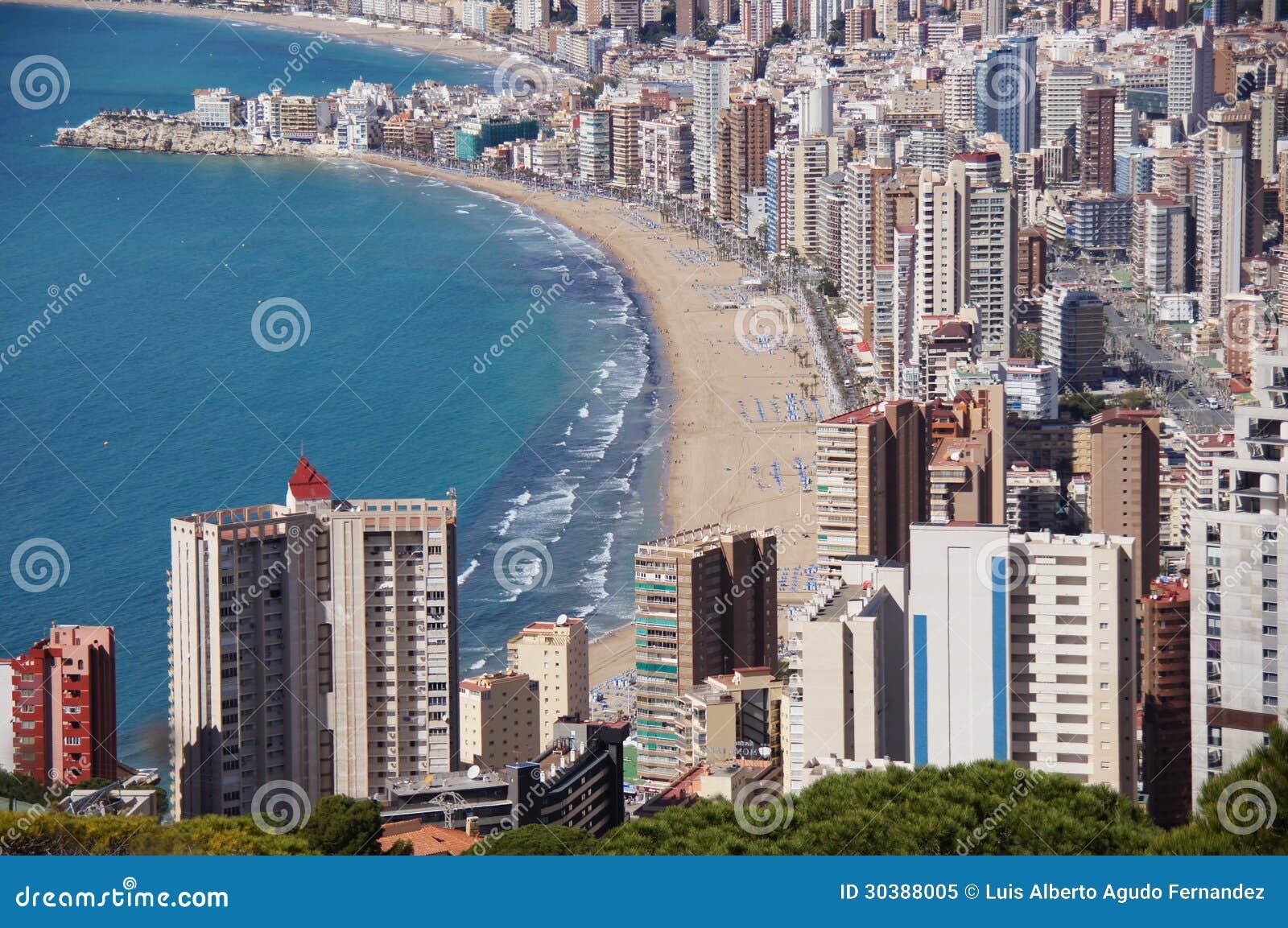 Alicante Spain Beach Houses
