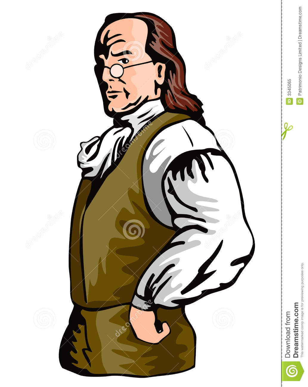 benjamin franklin royalty free stock photo image 3345065 benjamin franklin clipart download benjamin franklin inventions clipart