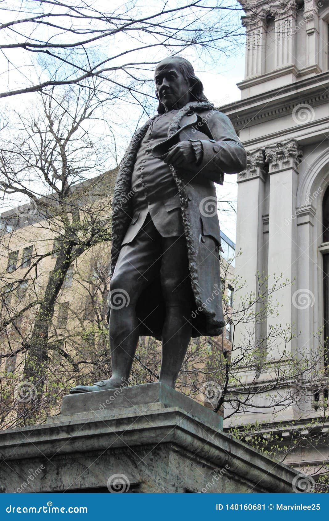 Benjamin Franklin, Freedom Trail, Boston