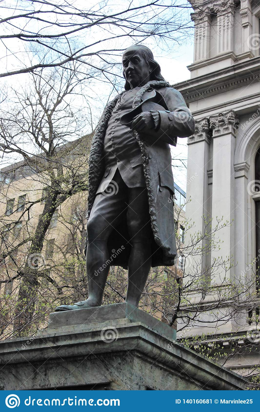 Benjamin Franklin, traccia di libertà, Boston