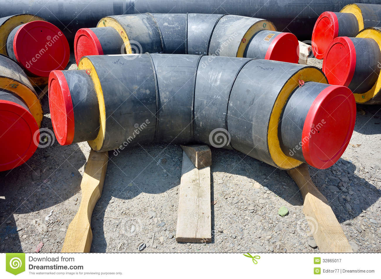 Pipelines royalty free stock photography image 32865017 for What is the best material for water pipes
