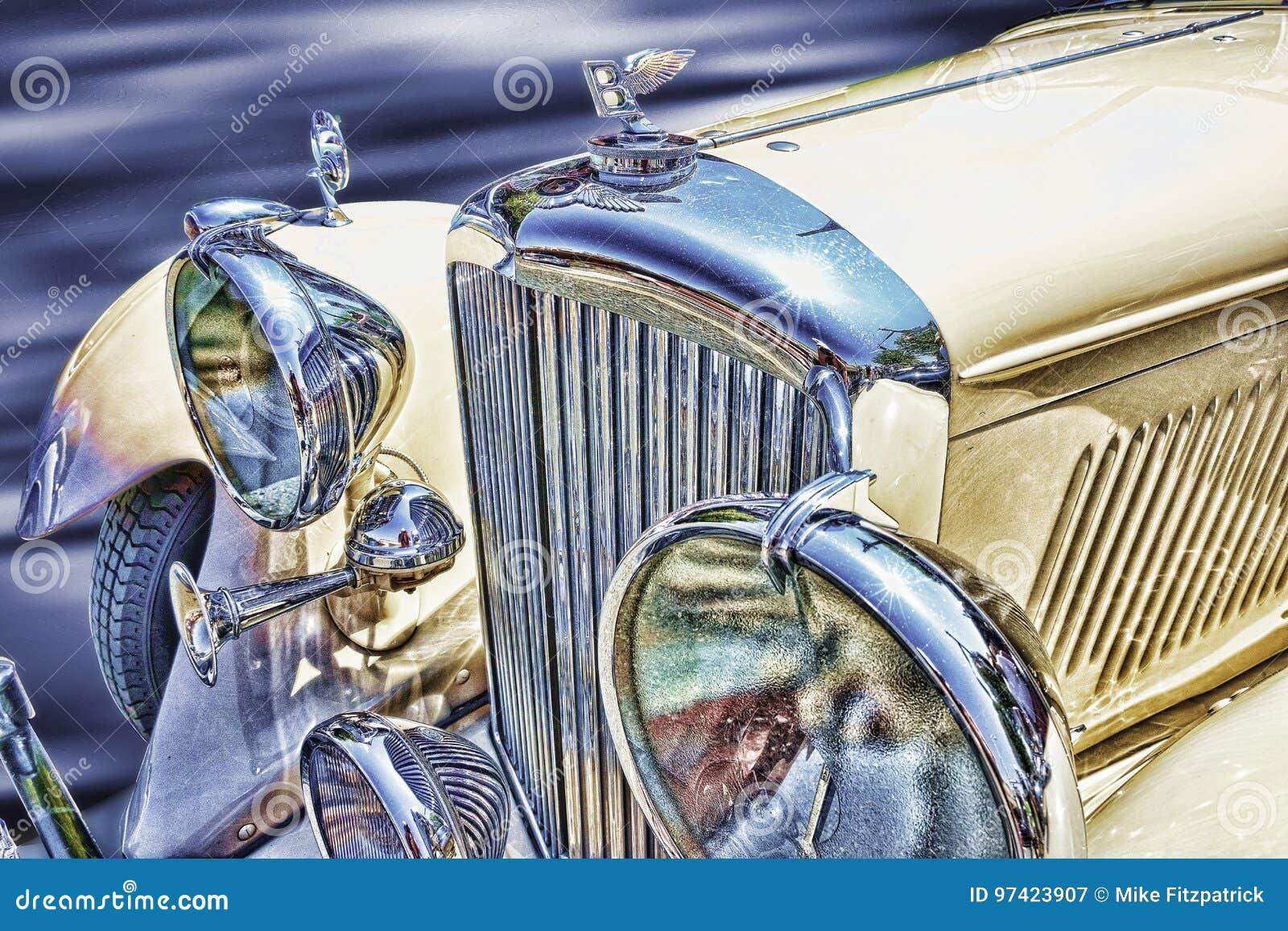 Bentley Automobile antique