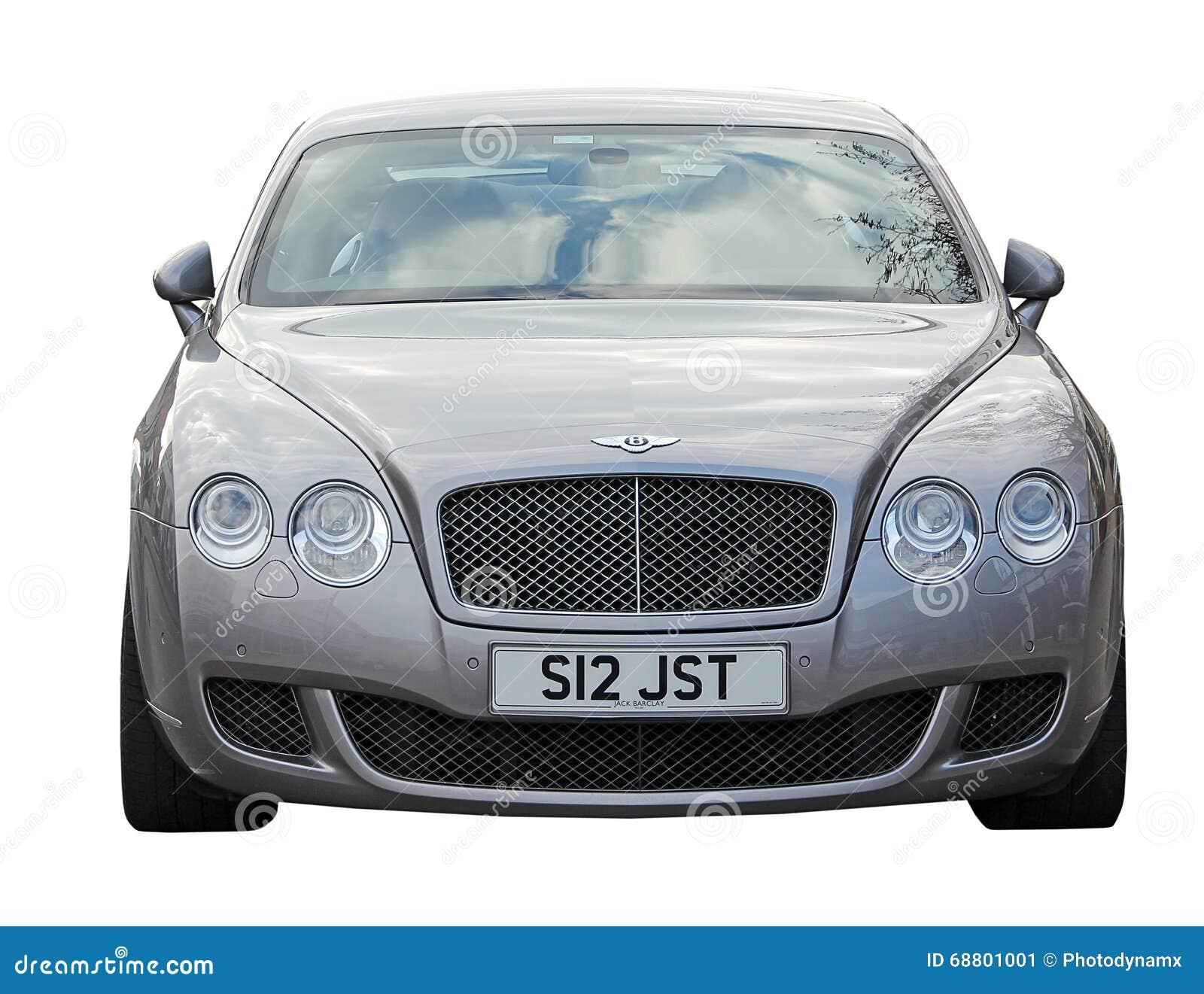 Bentley Car Editorial Photo Image Of Headlamps Radiator 68801001