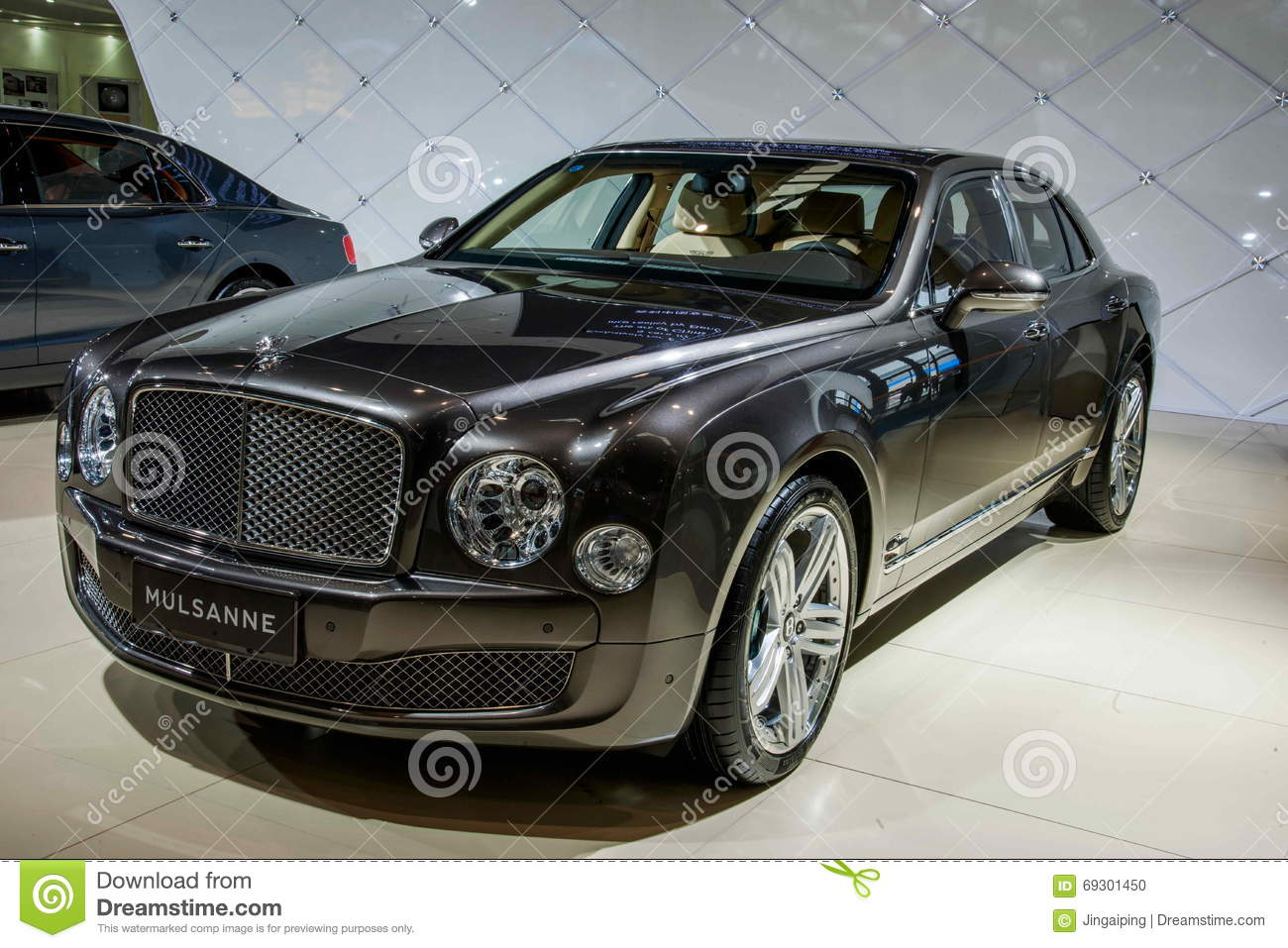 Bentley car series editorial image image of emotional for Bentley motors limited dream cars