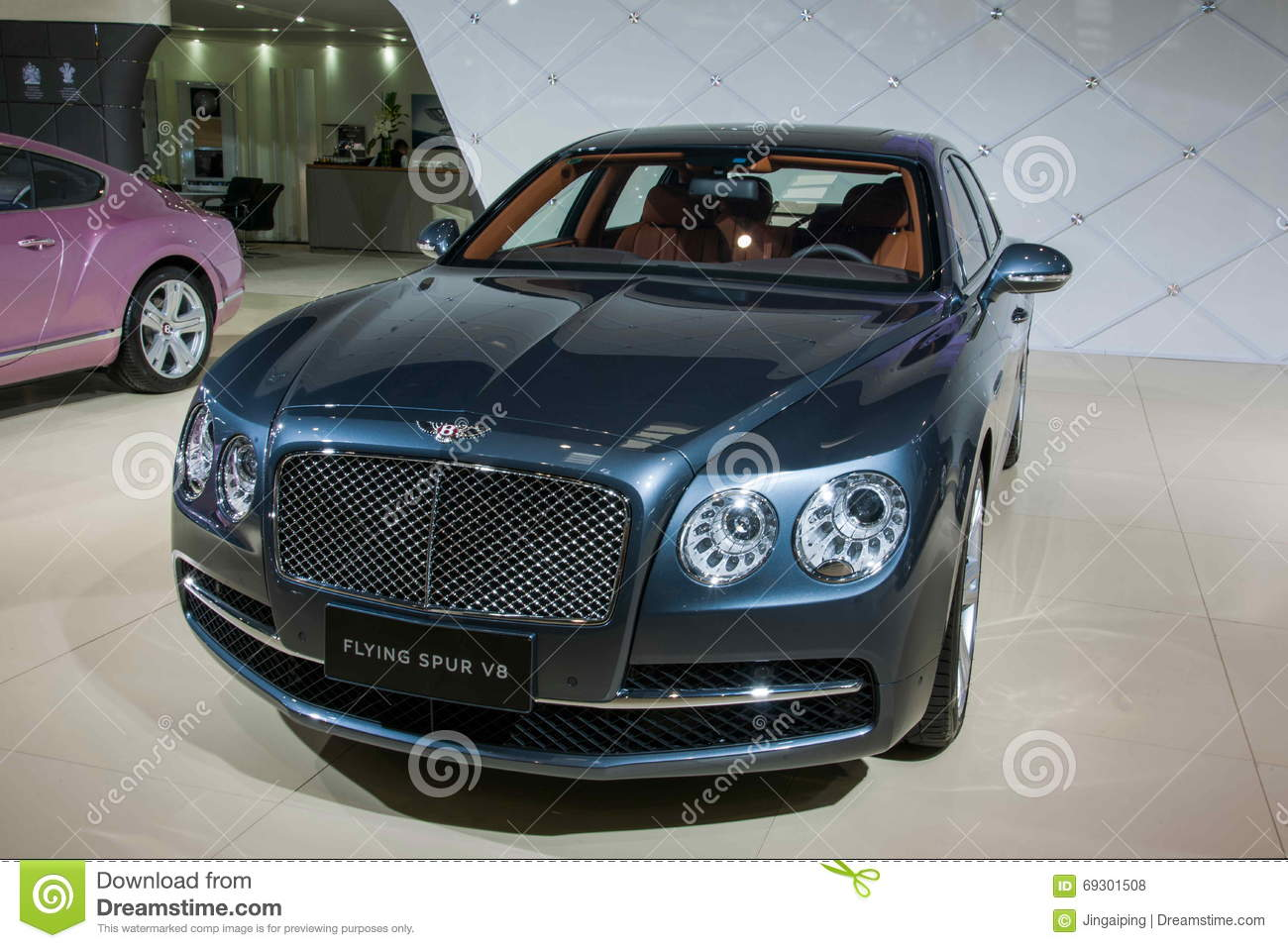 Bentley car series editorial stock photo image of for Bentley motors limited dream cars