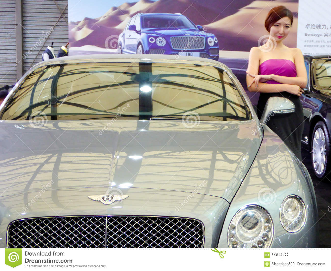 Bentley Cars Model And Cars Editorial Photography Image Of Autocar China 64814477