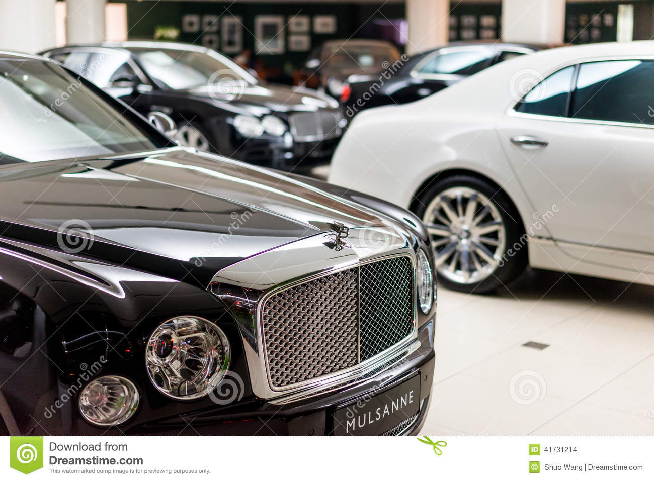 bentley cars for sale editorial stock image image 41731214. Cars Review. Best American Auto & Cars Review