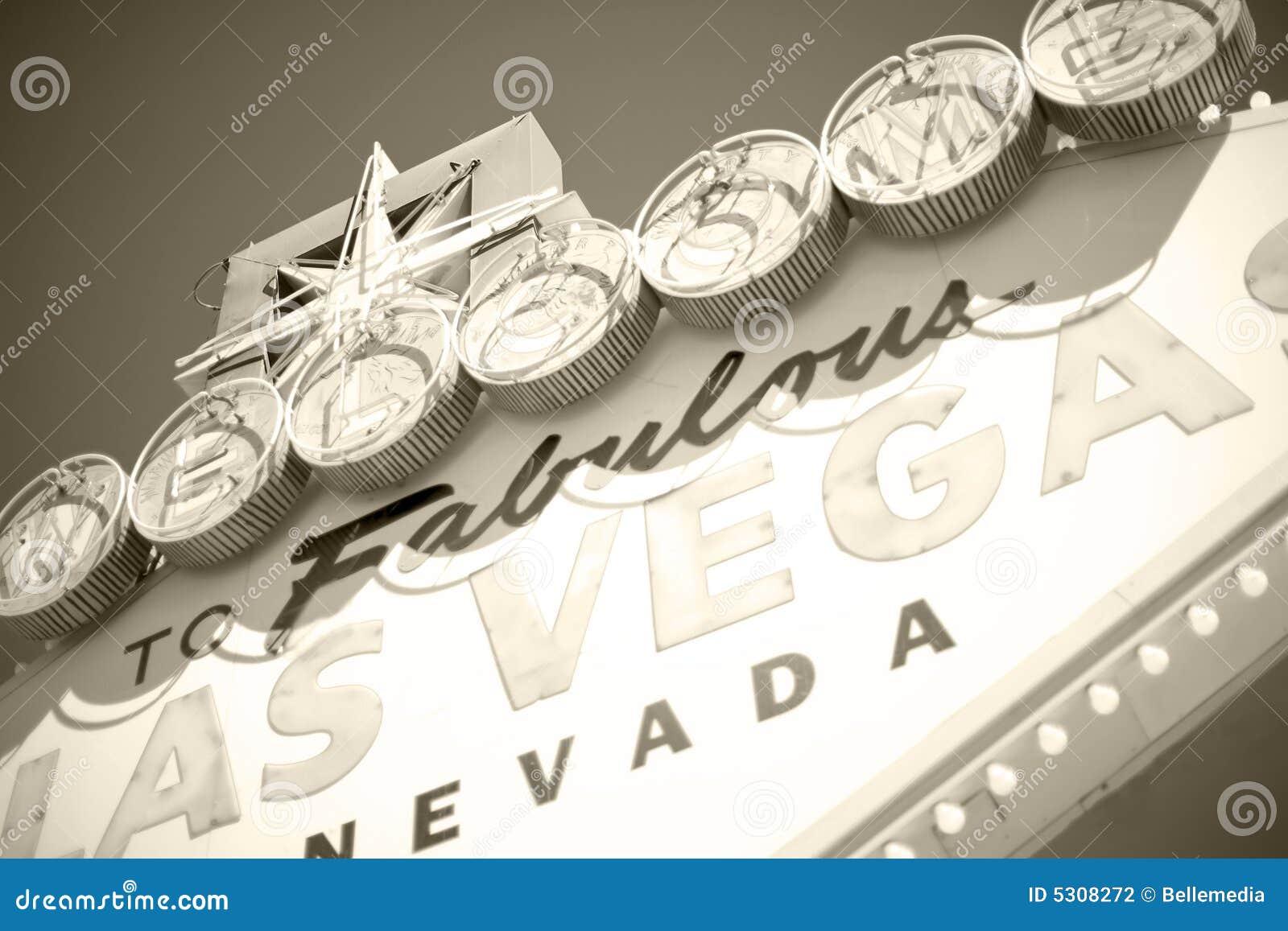 Download Benvenuto di Las Vegas fotografia stock. Immagine di senso - 5308272