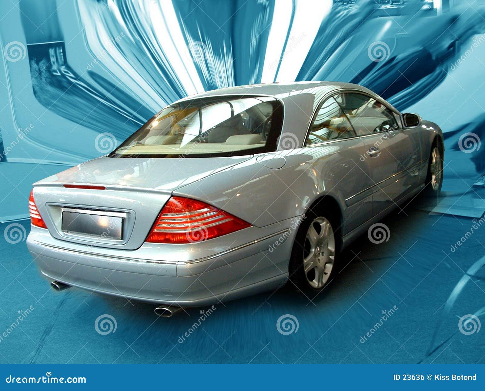 Benz di Mercedes
