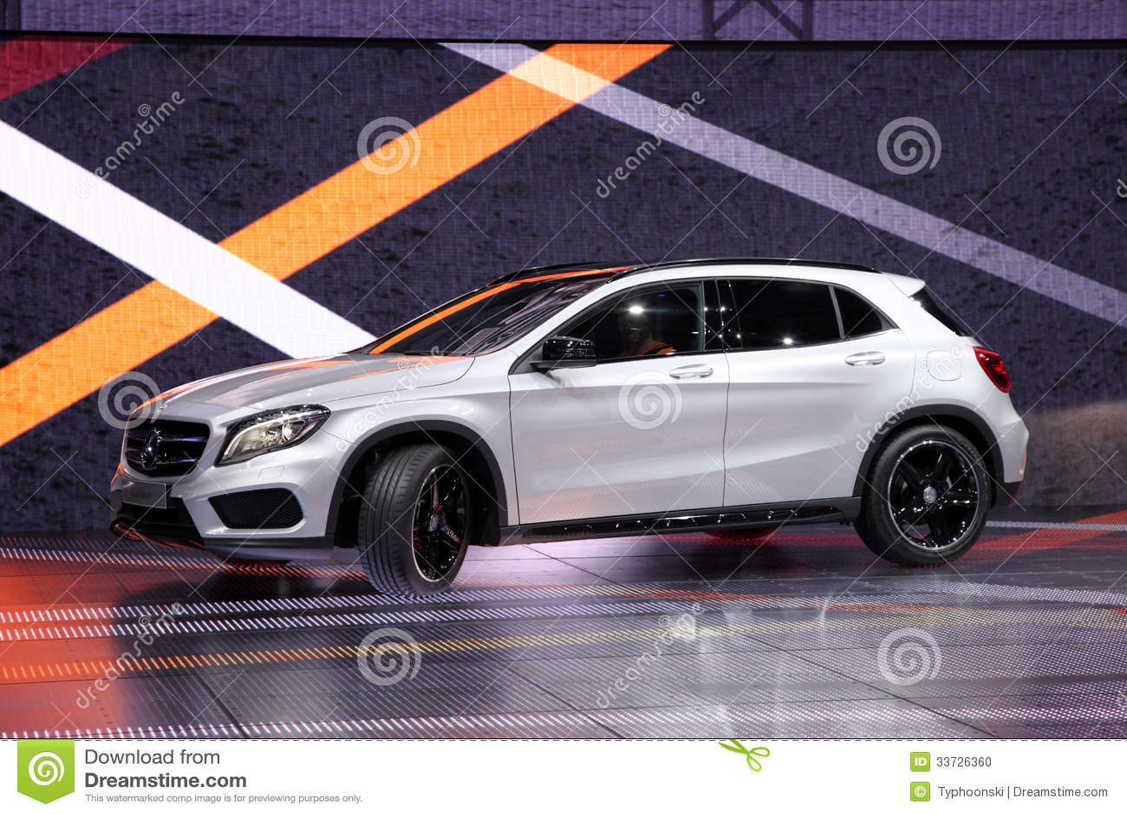 Benz GLA Мерседес