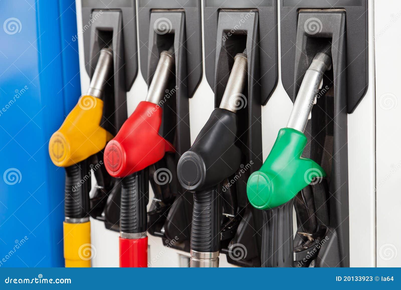 Benzinstationkraftstoffpumpen