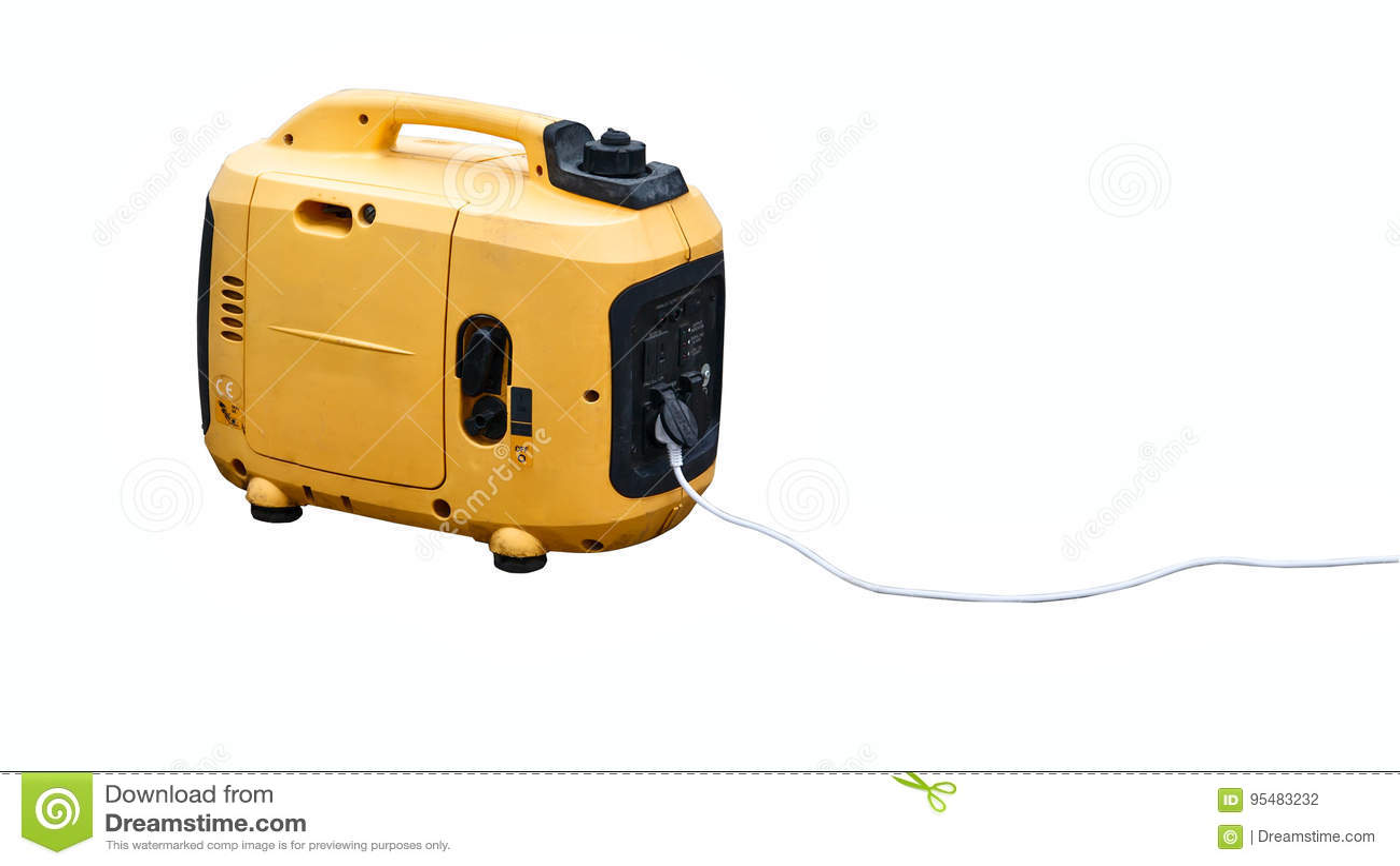 Benzyna generator
