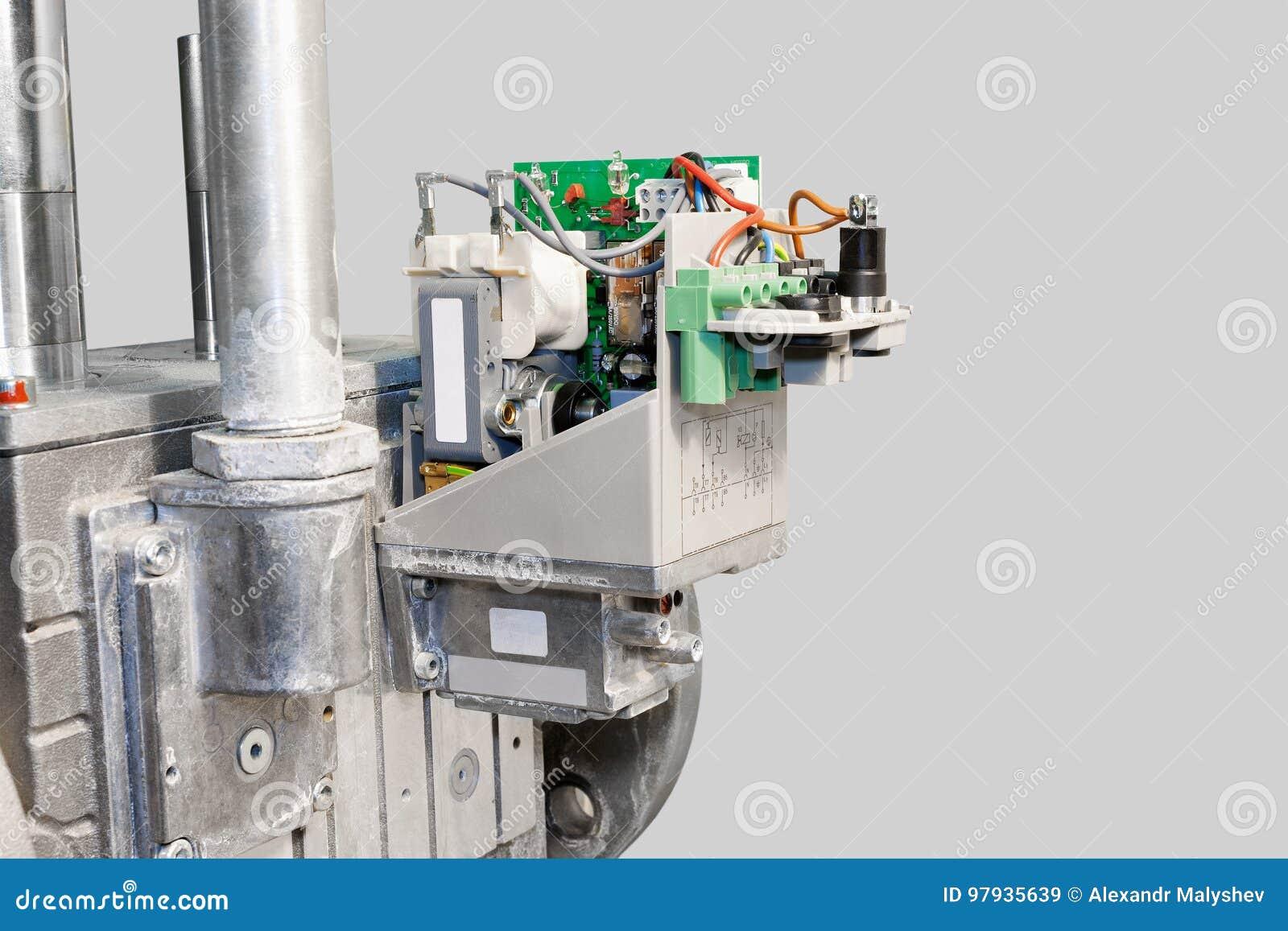 Benzynowej klapy jednostka