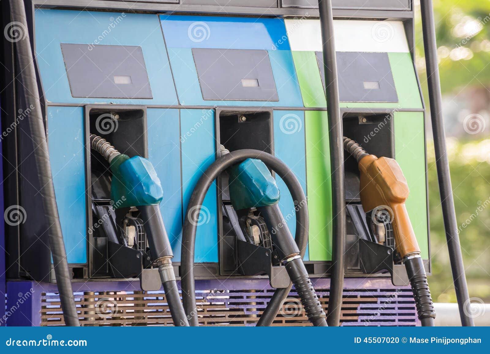 Benzynowej pompy nozzles