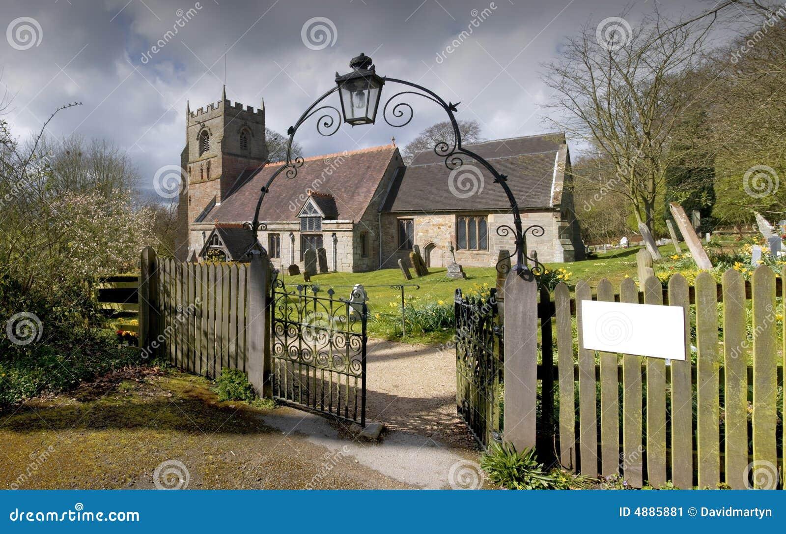 Beoley kościoła