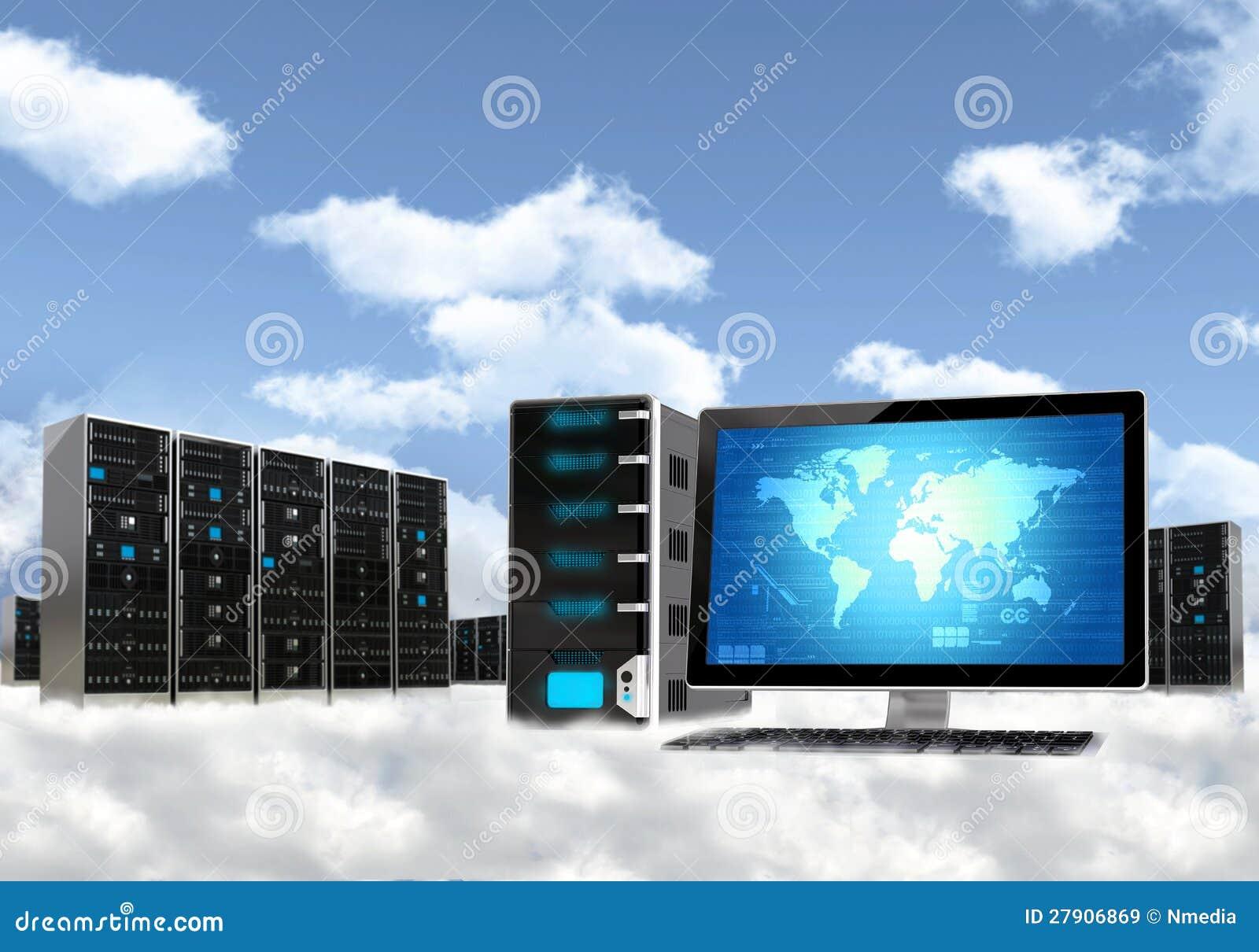 Beräknande serverbegrepp för oklarhet