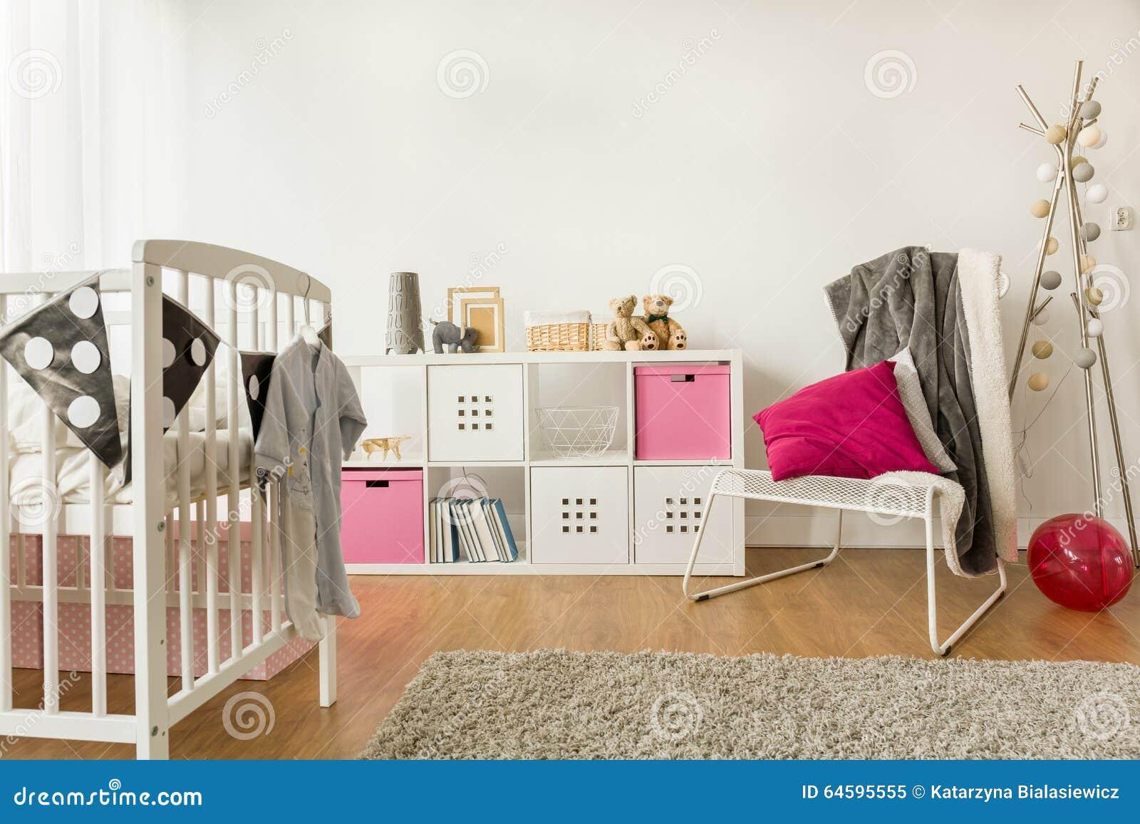Berçário para o bebé