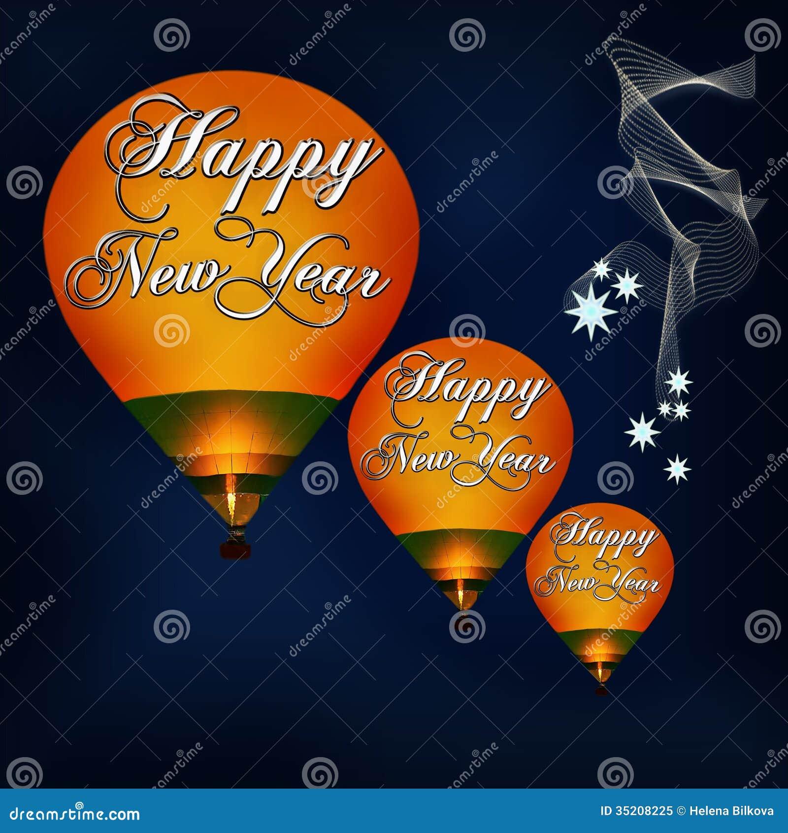 Beröm för lyckligt nytt år