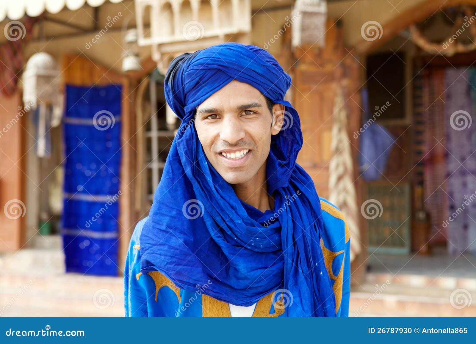 berber facial characteristics