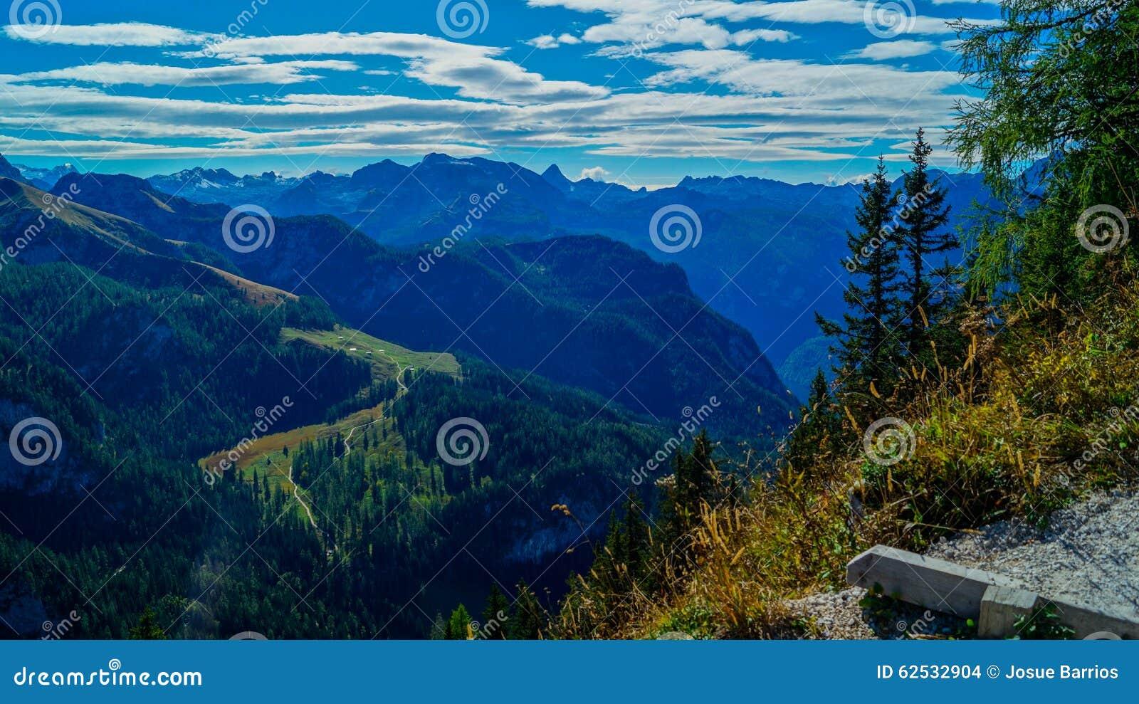 Berchstesgaden国家公园