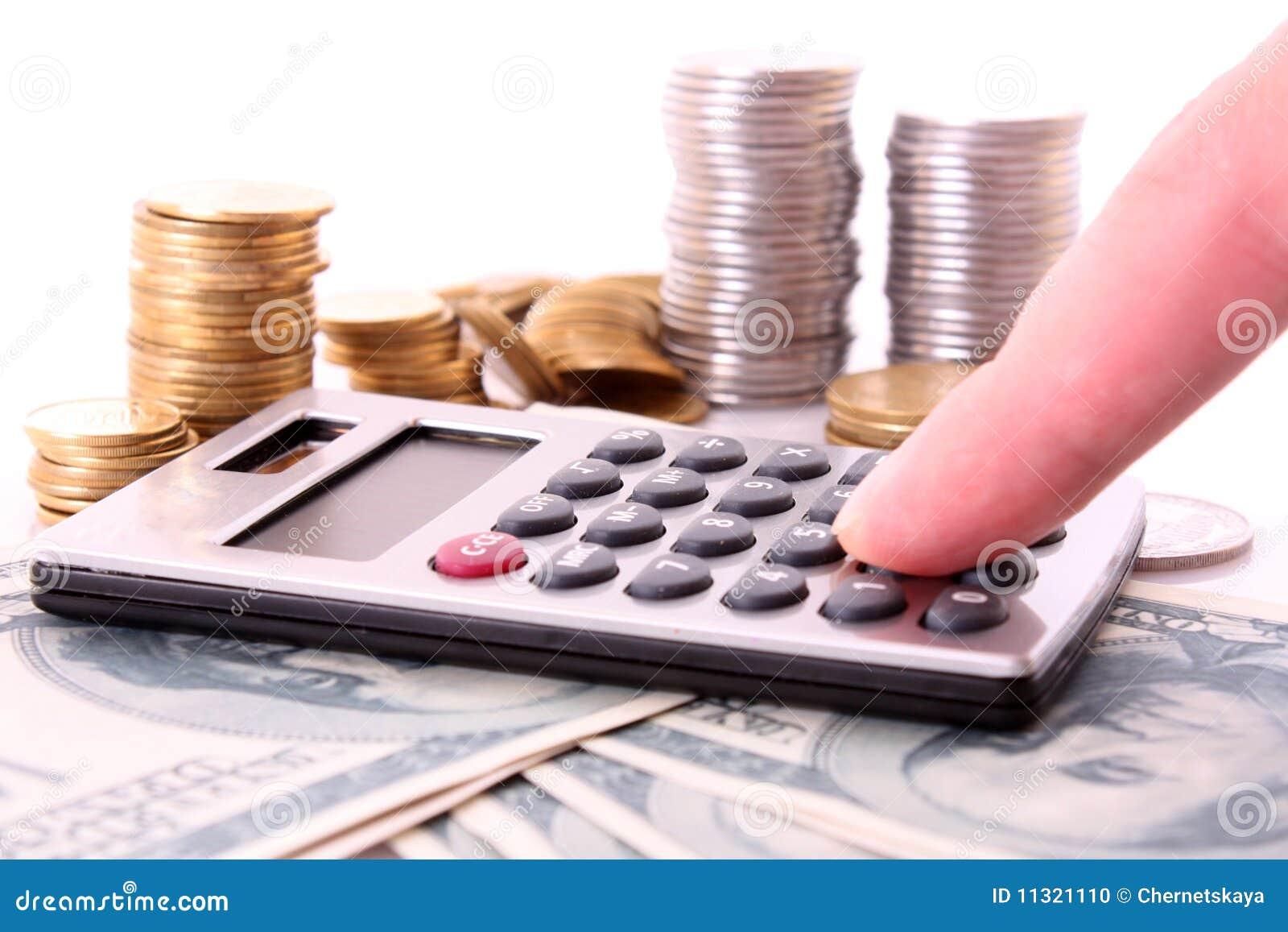 Berechnung des Geldes