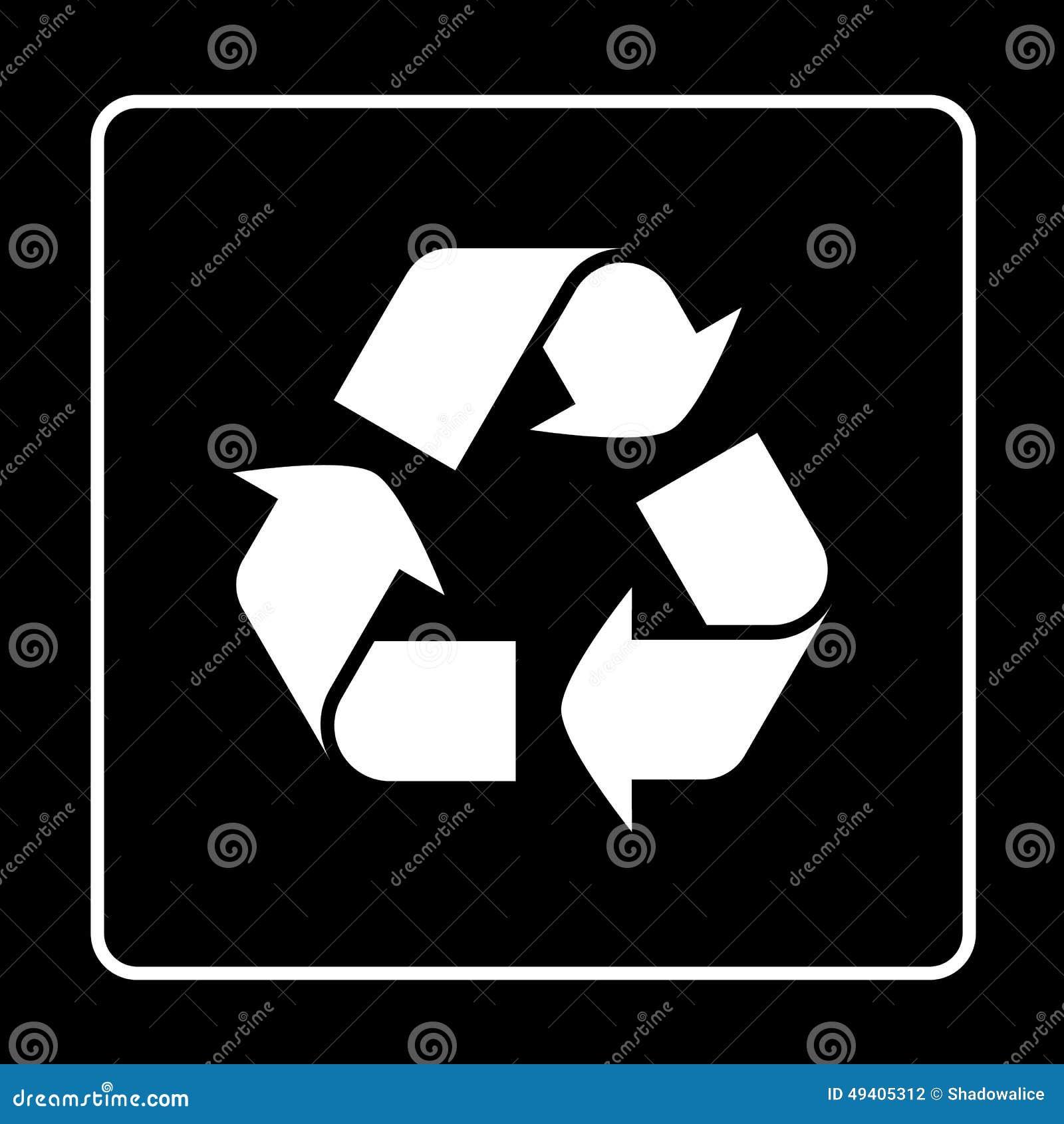 Download Bereiten Sie Die Ikone Auf, Die Für Jeden Möglichen Gebrauch Groß Ist Vektor Eps10 Vektor Abbildung - Illustration von wiederverwertung, wiederverwendung: 49405312