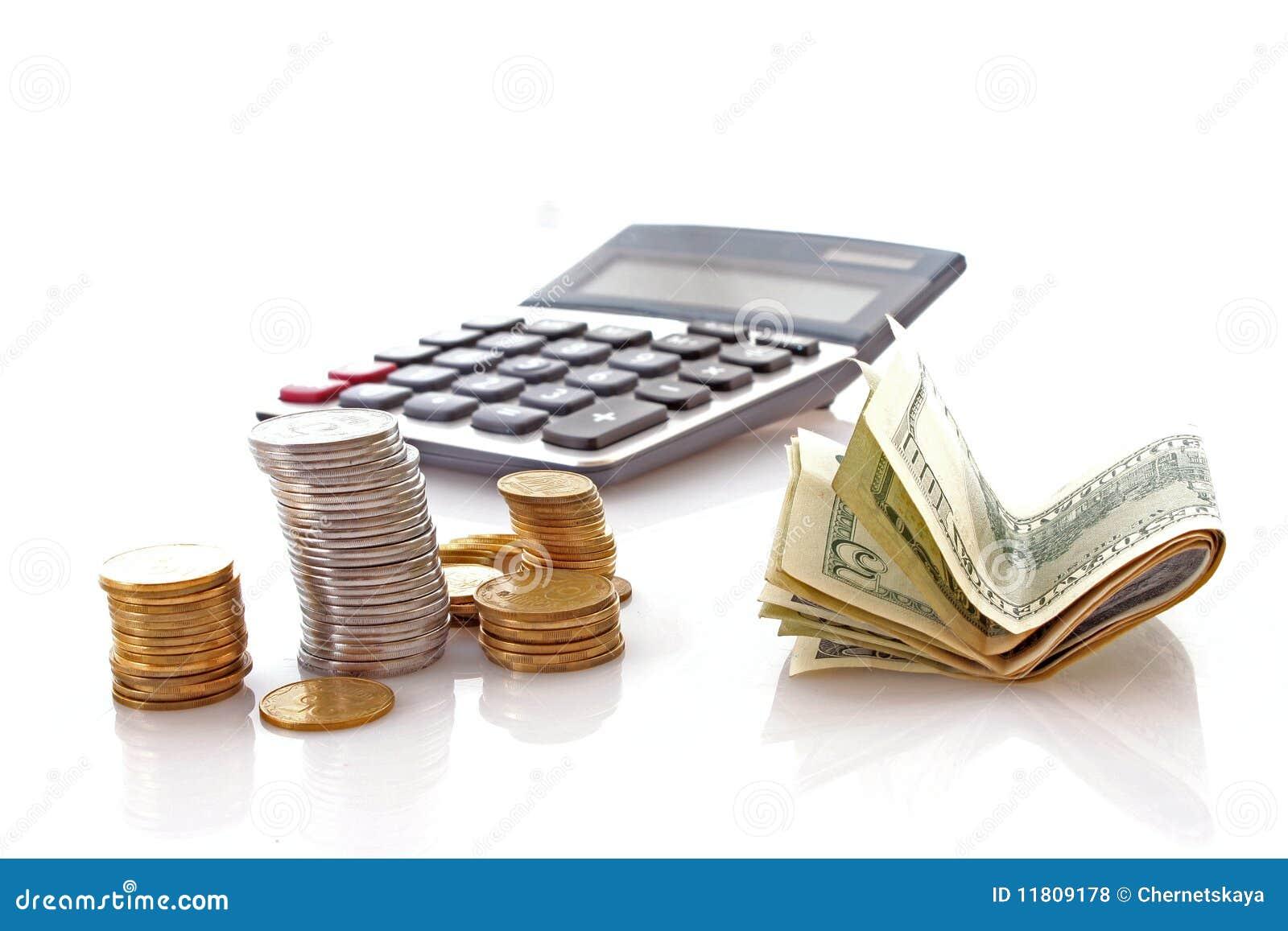 Berekening van de financiële groei