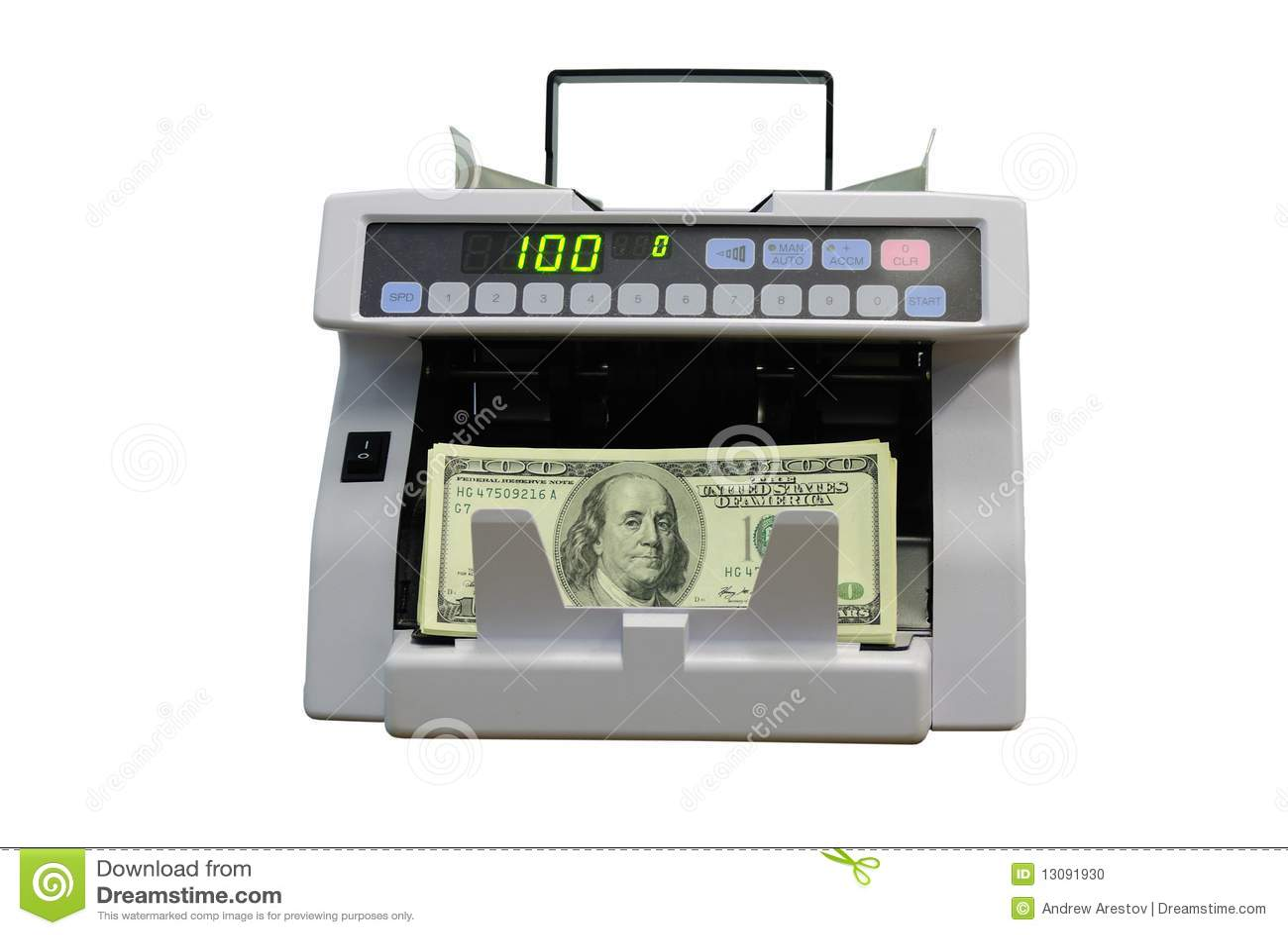 Berekening van geld