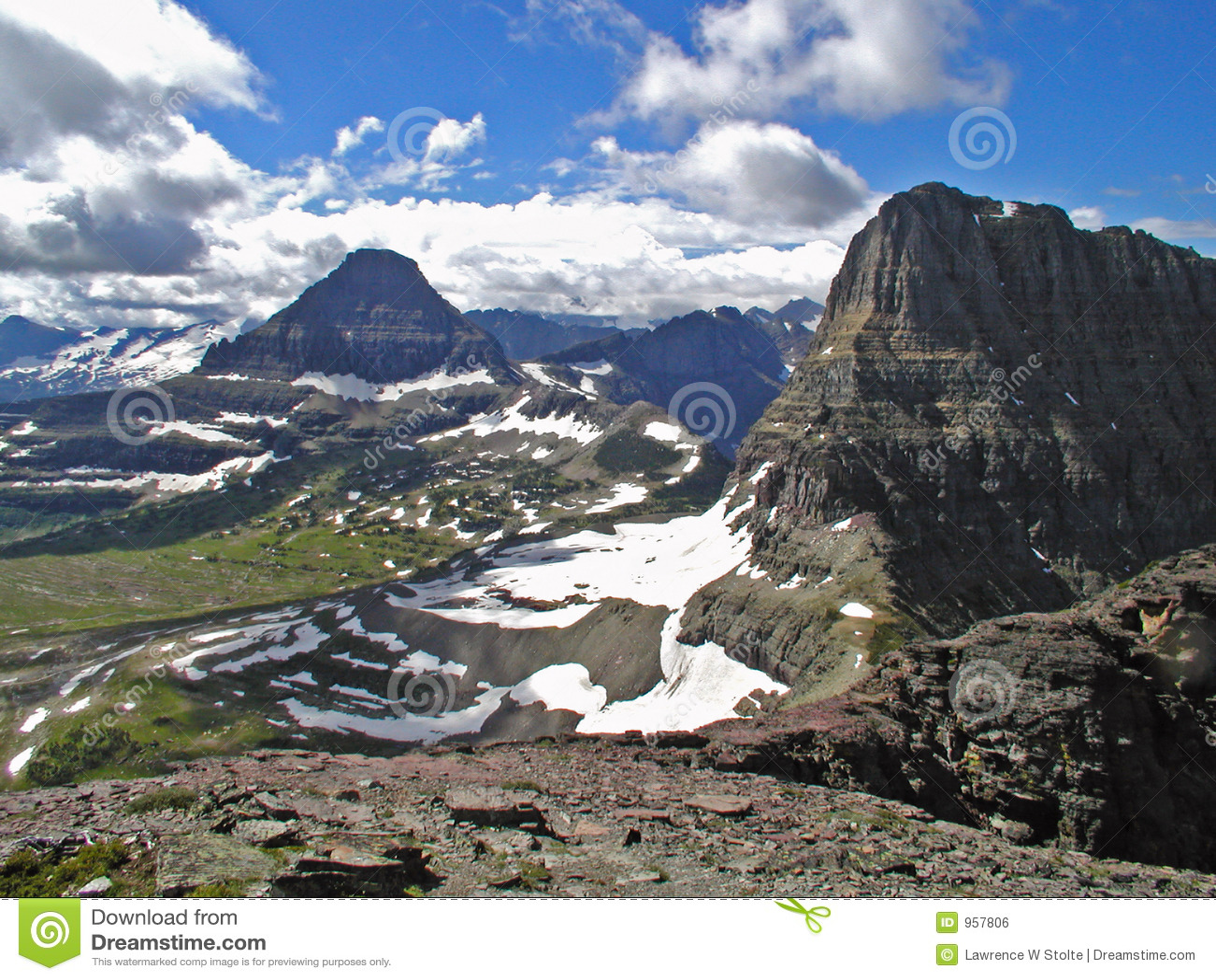 Bergöverkant