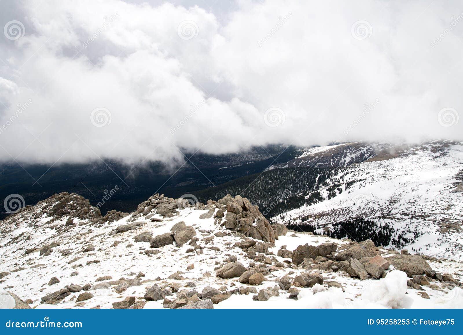Berg Evans Summit - Colorado