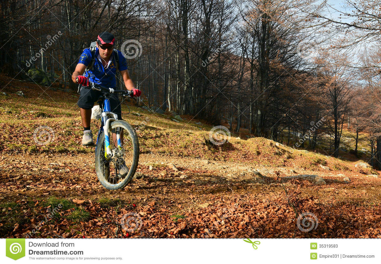 Berg het biking
